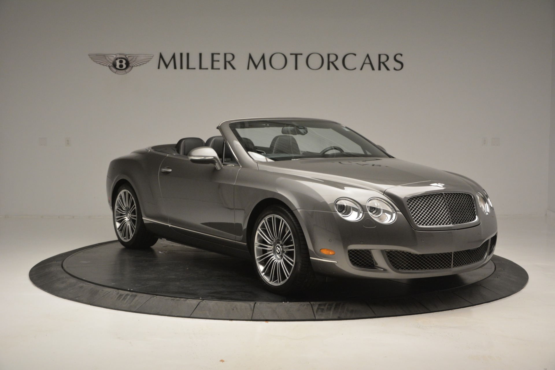Used 2010 Bentley Continental GT Speed For Sale In Greenwich, CT 2677_p9