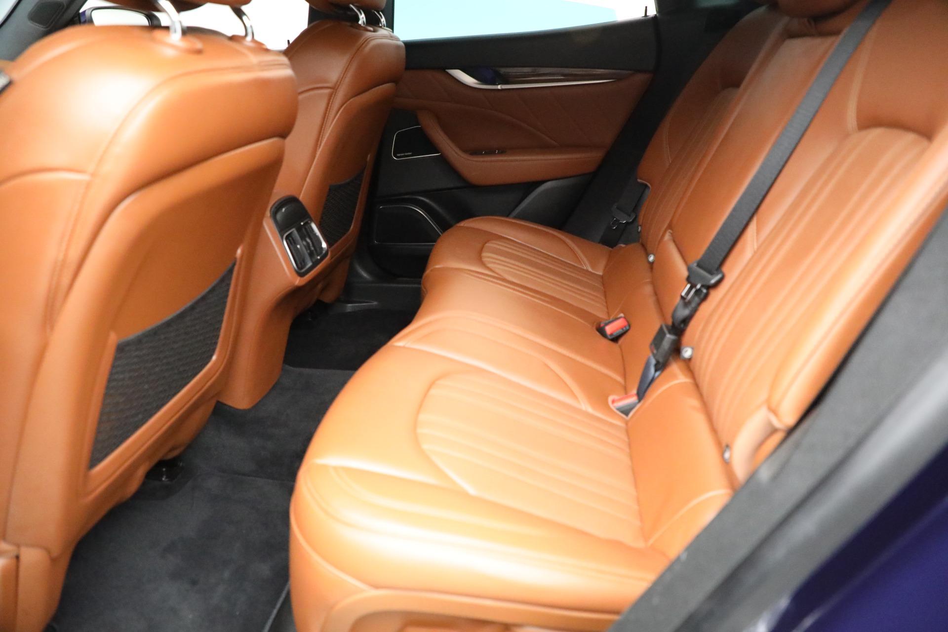 New 2019 Maserati Levante Q4 GranLusso For Sale In Greenwich, CT 2678_p19