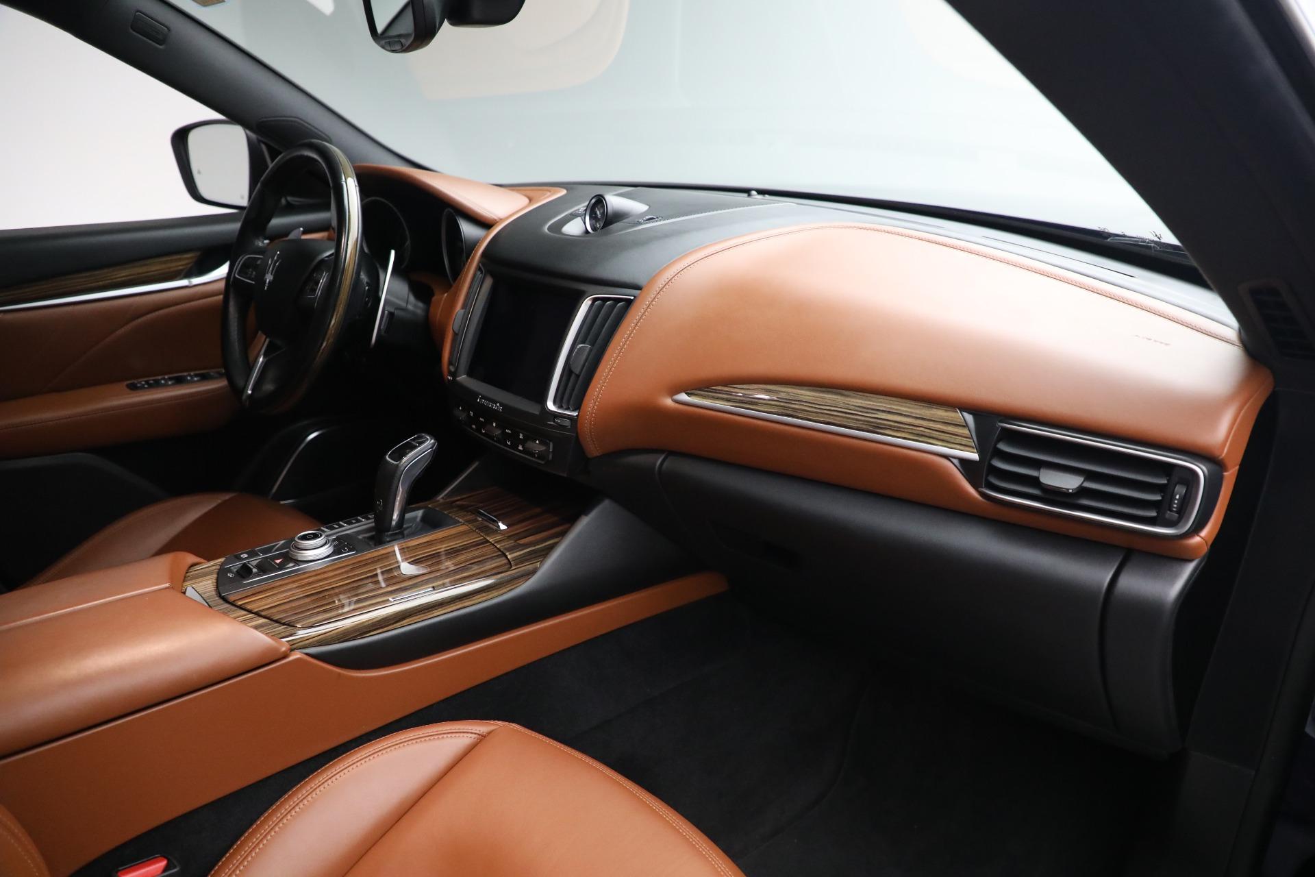 New 2019 Maserati Levante Q4 GranLusso For Sale In Greenwich, CT 2678_p23