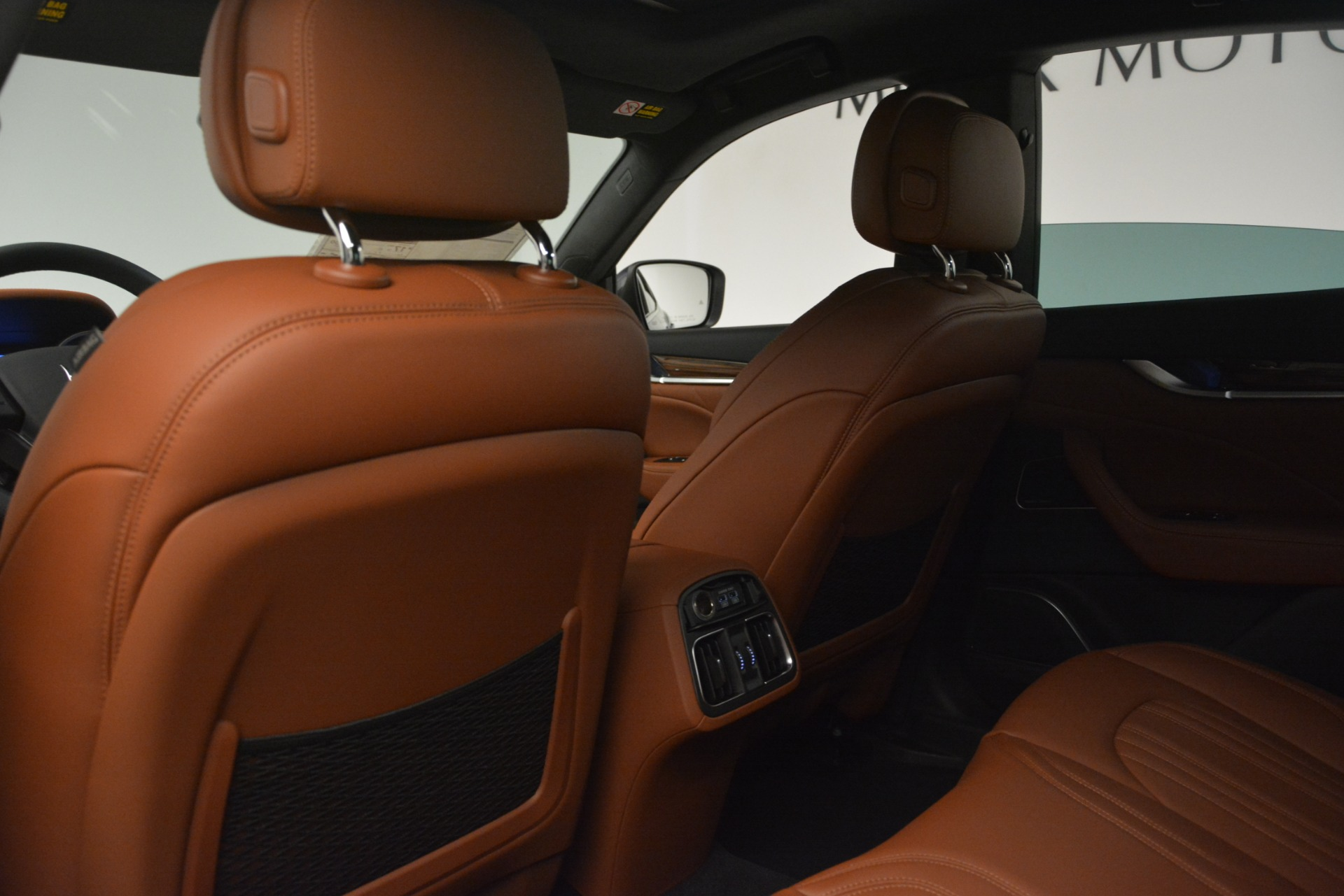 New 2019 Maserati Levante Q4 GranLusso For Sale In Greenwich, CT 2678_p24