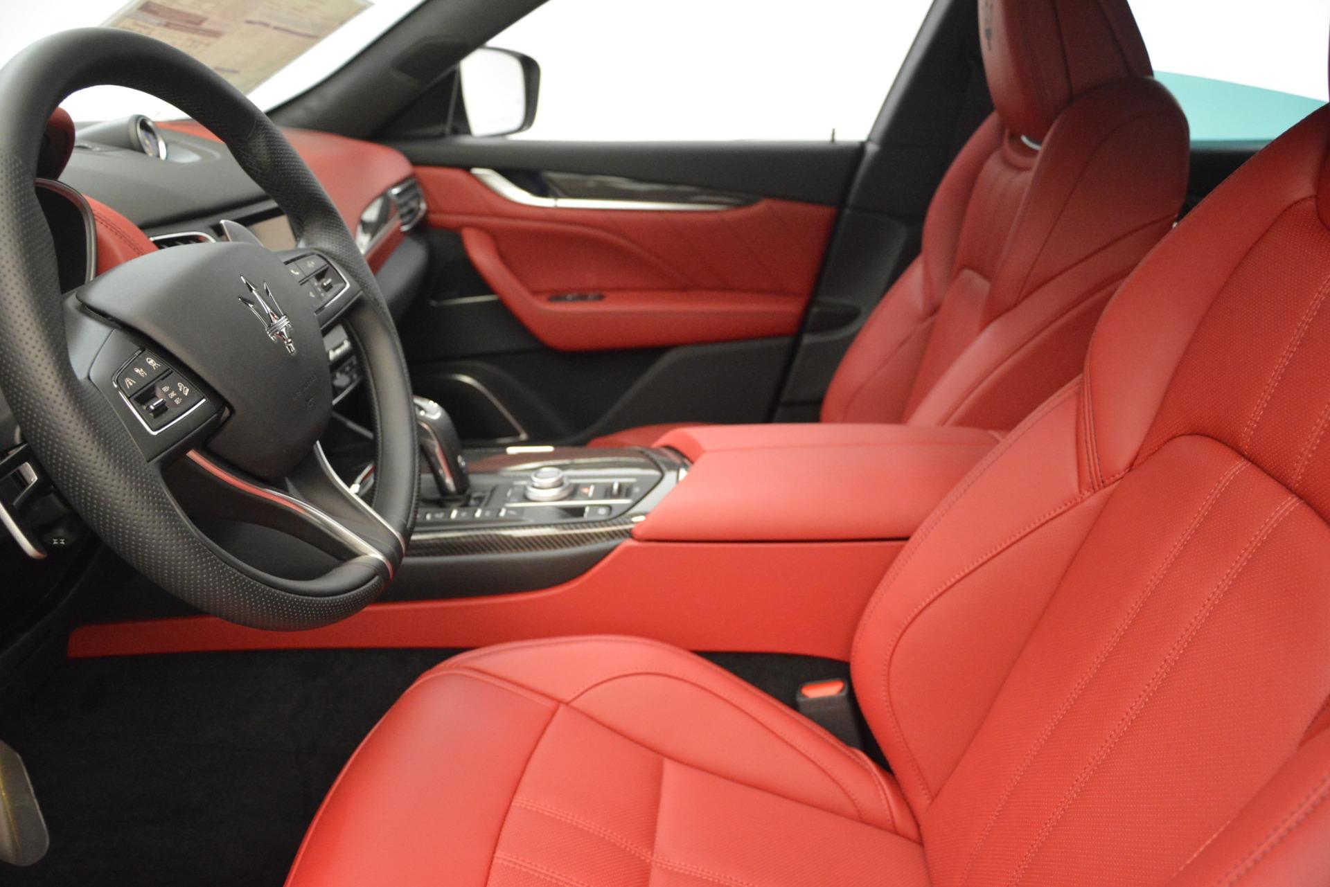 New 2019 Maserati Levante S Q4 GranSport For Sale In Greenwich, CT 2679_p14