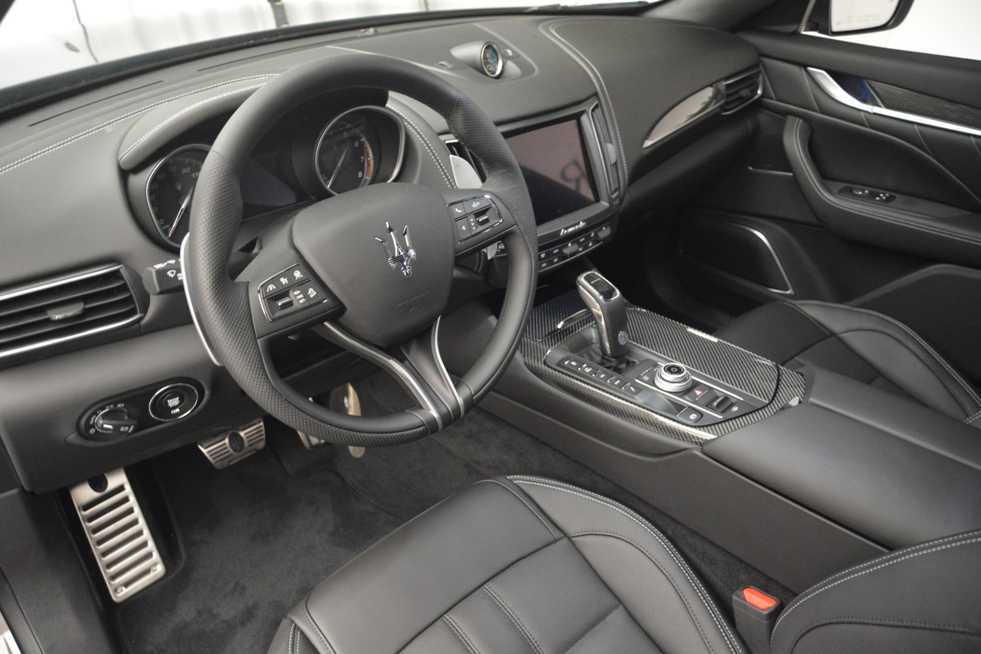 New 2019 Maserati Levante S Q4 GranSport For Sale In Greenwich, CT 2680_p14