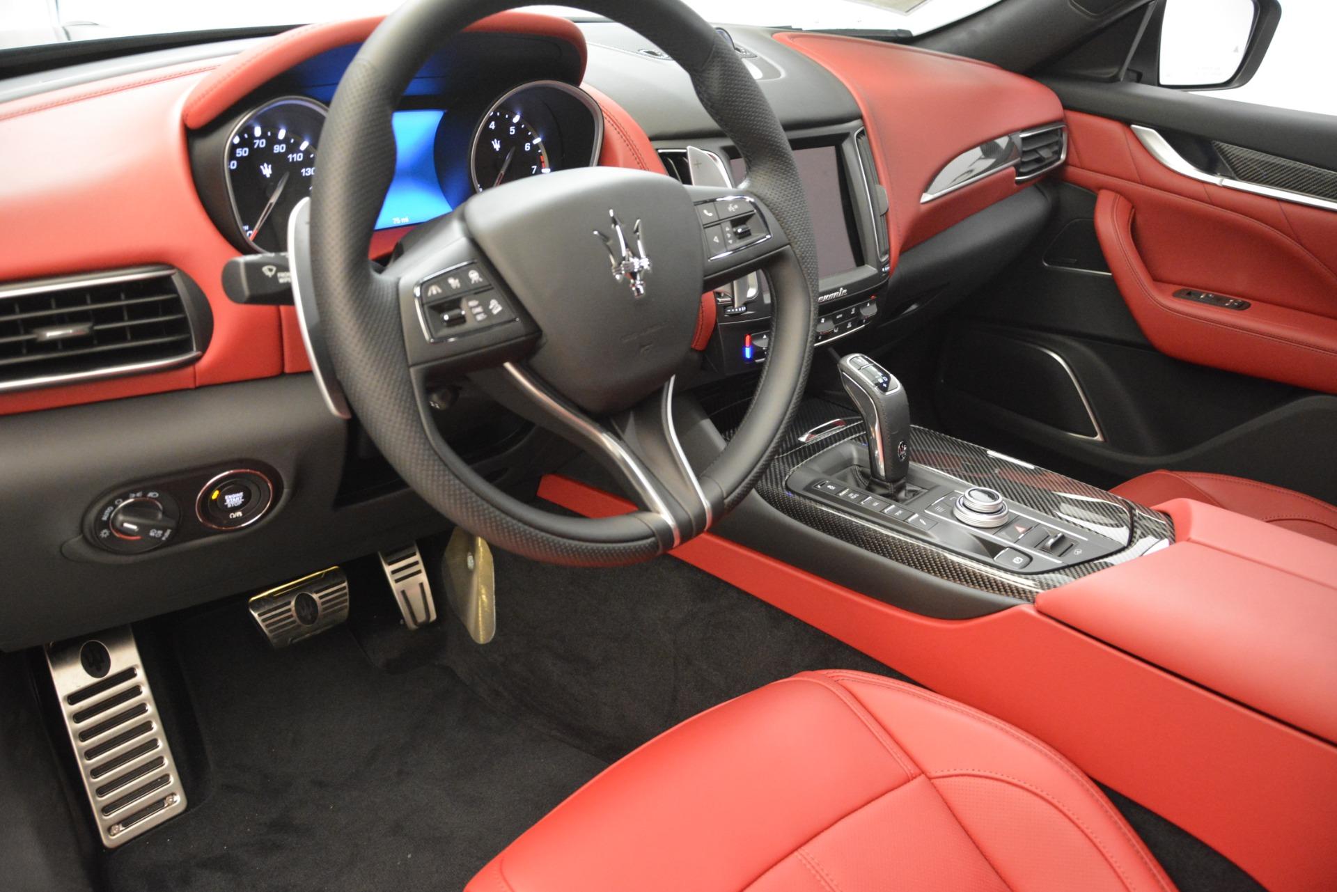 New 2019 Maserati Levante S Q4 GranSport For Sale In Greenwich, CT 2683_p13