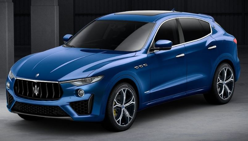 New 2019 Maserati Levante Q4 GranSport For Sale In Greenwich, CT 2685_main