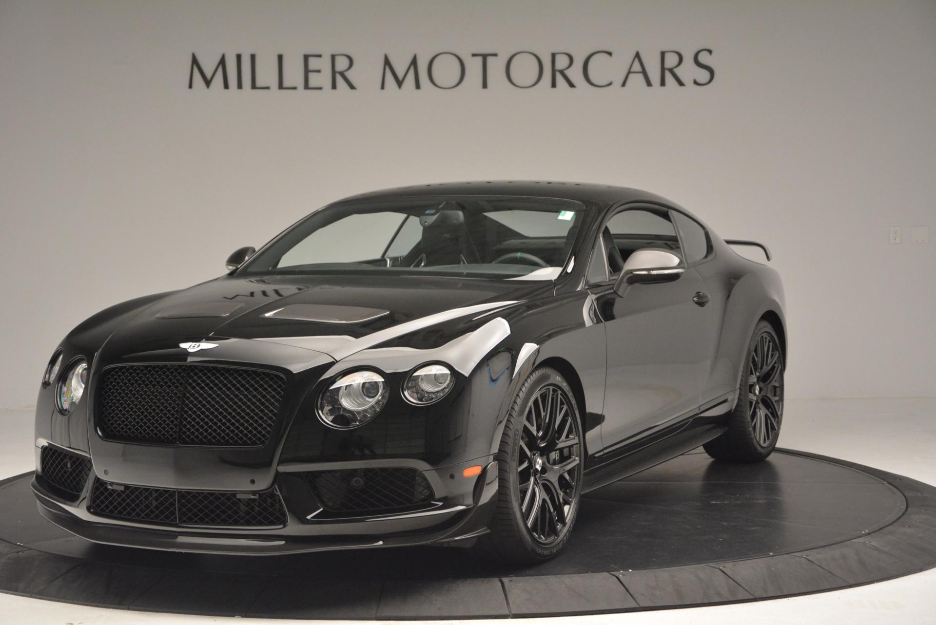 Used 2015 Bentley Continental GT GT3-R For Sale In Greenwich, CT 27_main