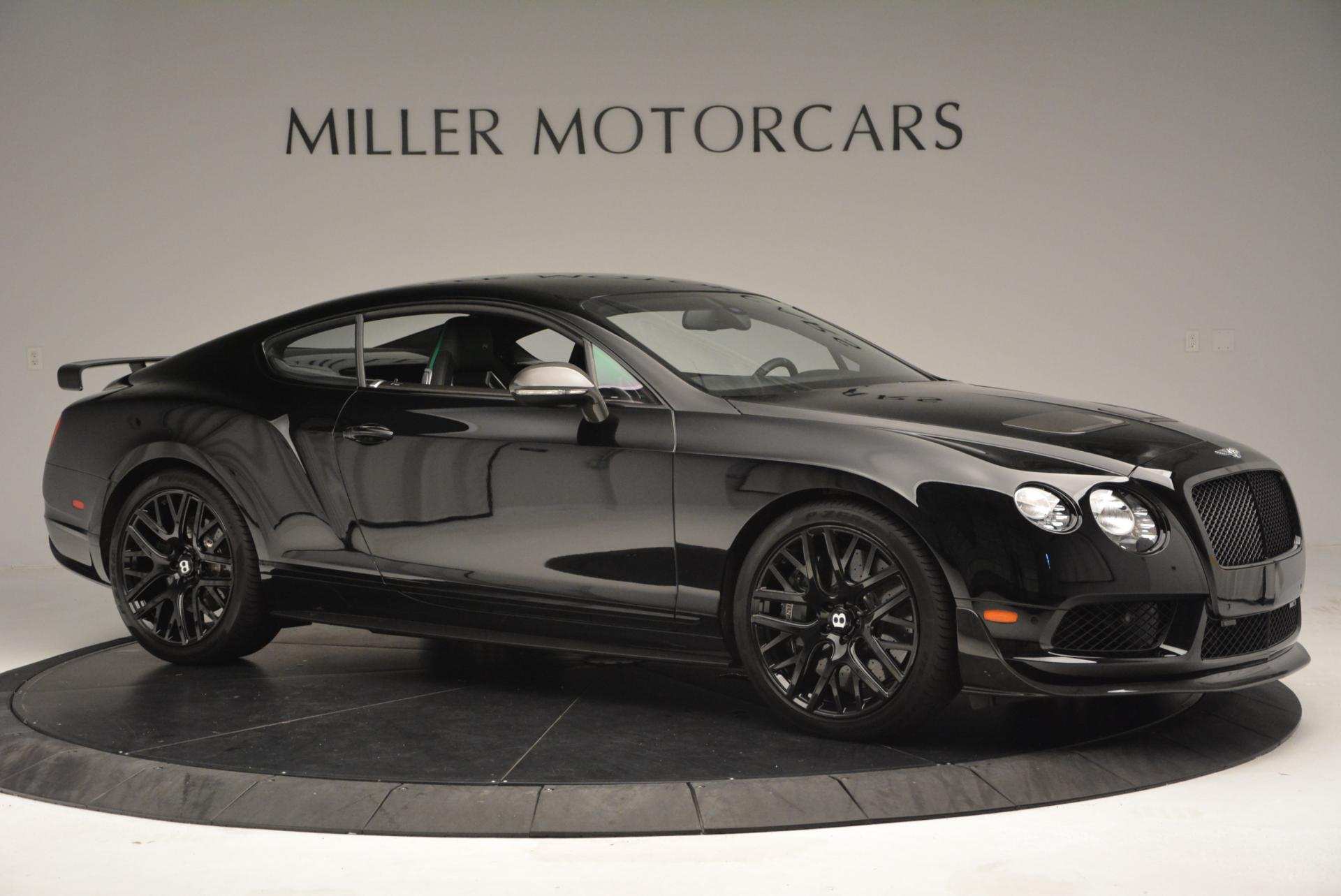 Used 2015 Bentley Continental GT GT3-R For Sale In Greenwich, CT 27_p10