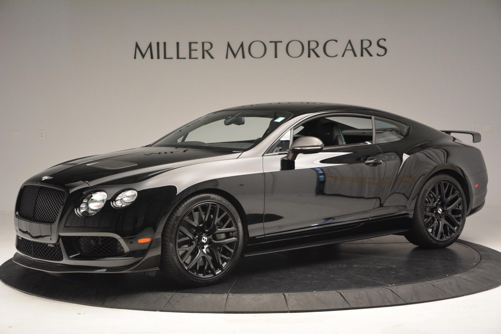 Used 2015 Bentley Continental GT GT3-R For Sale In Greenwich, CT 27_p2