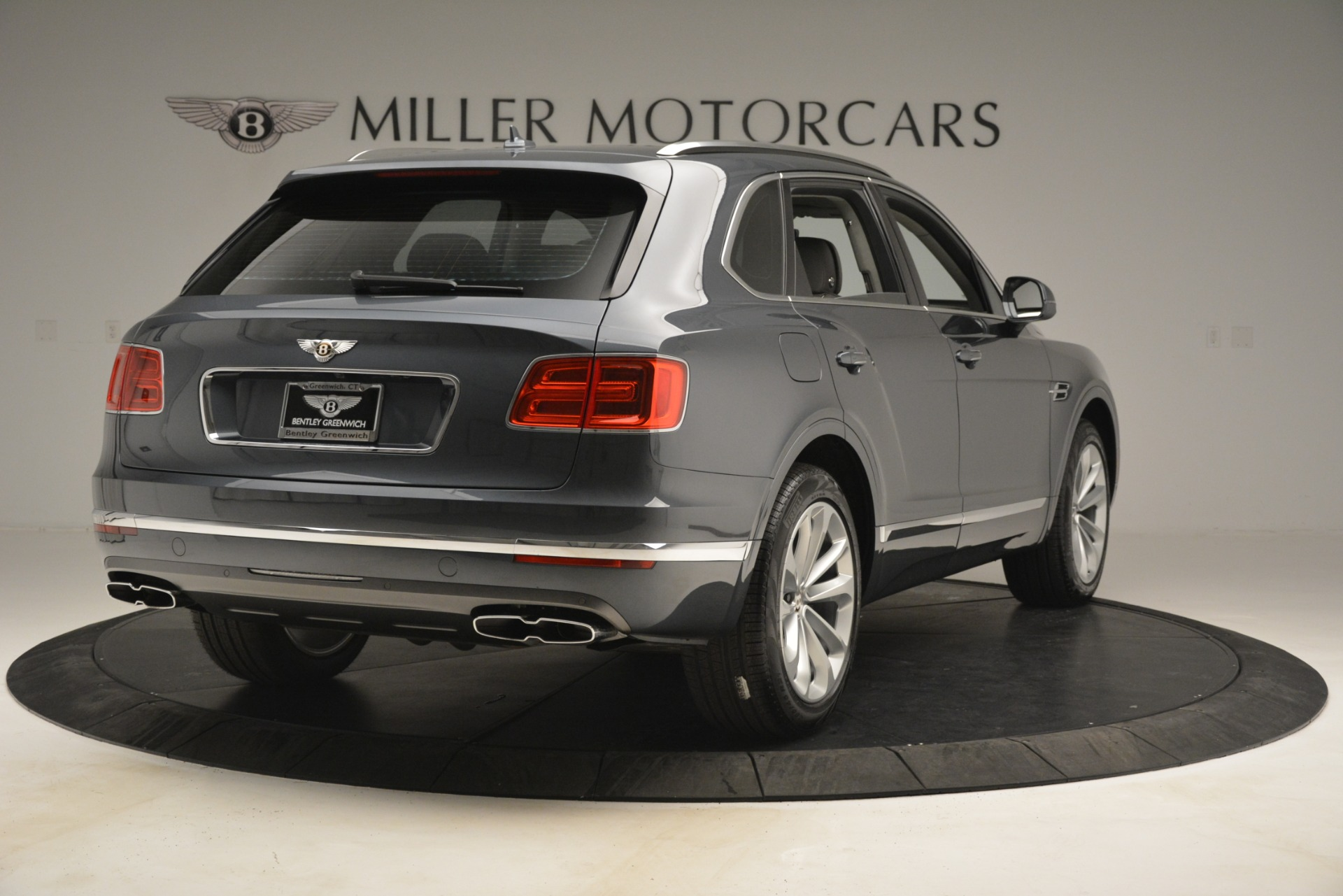 New 2019 Bentley Bentayga V8 For Sale In Greenwich, CT 2700_p7