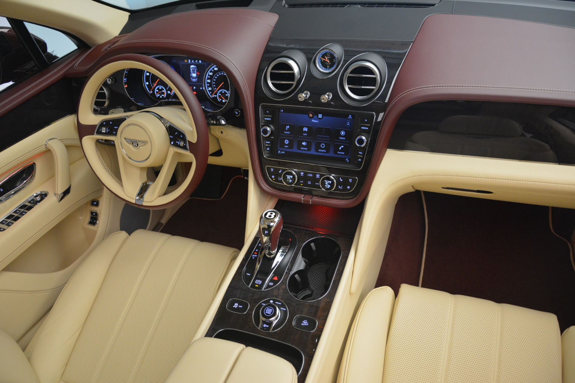 Used 2019 Bentley Bentayga V8 For Sale In Greenwich, CT 2702_p24