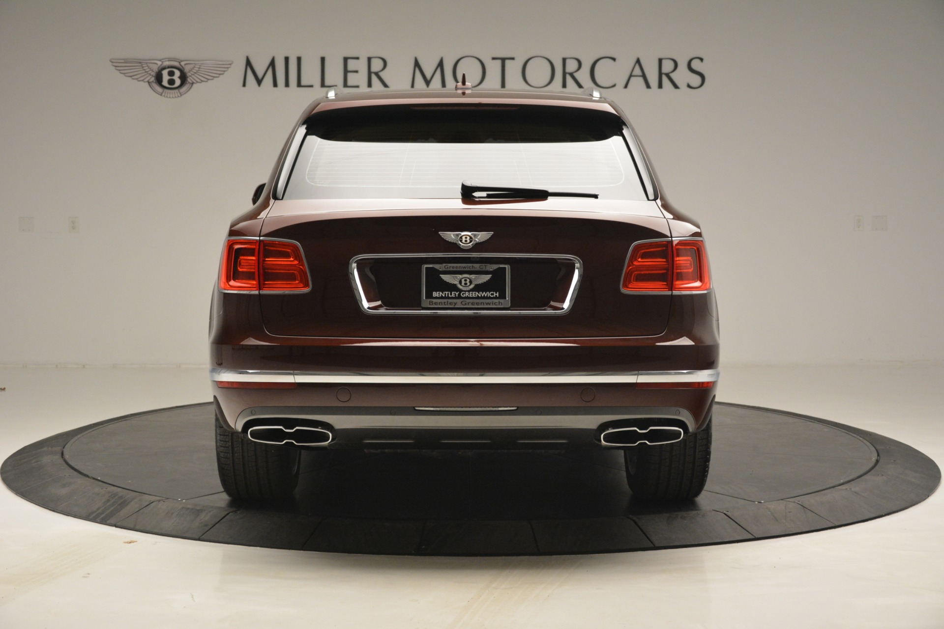 Used 2019 Bentley Bentayga V8 For Sale In Greenwich, CT 2702_p6