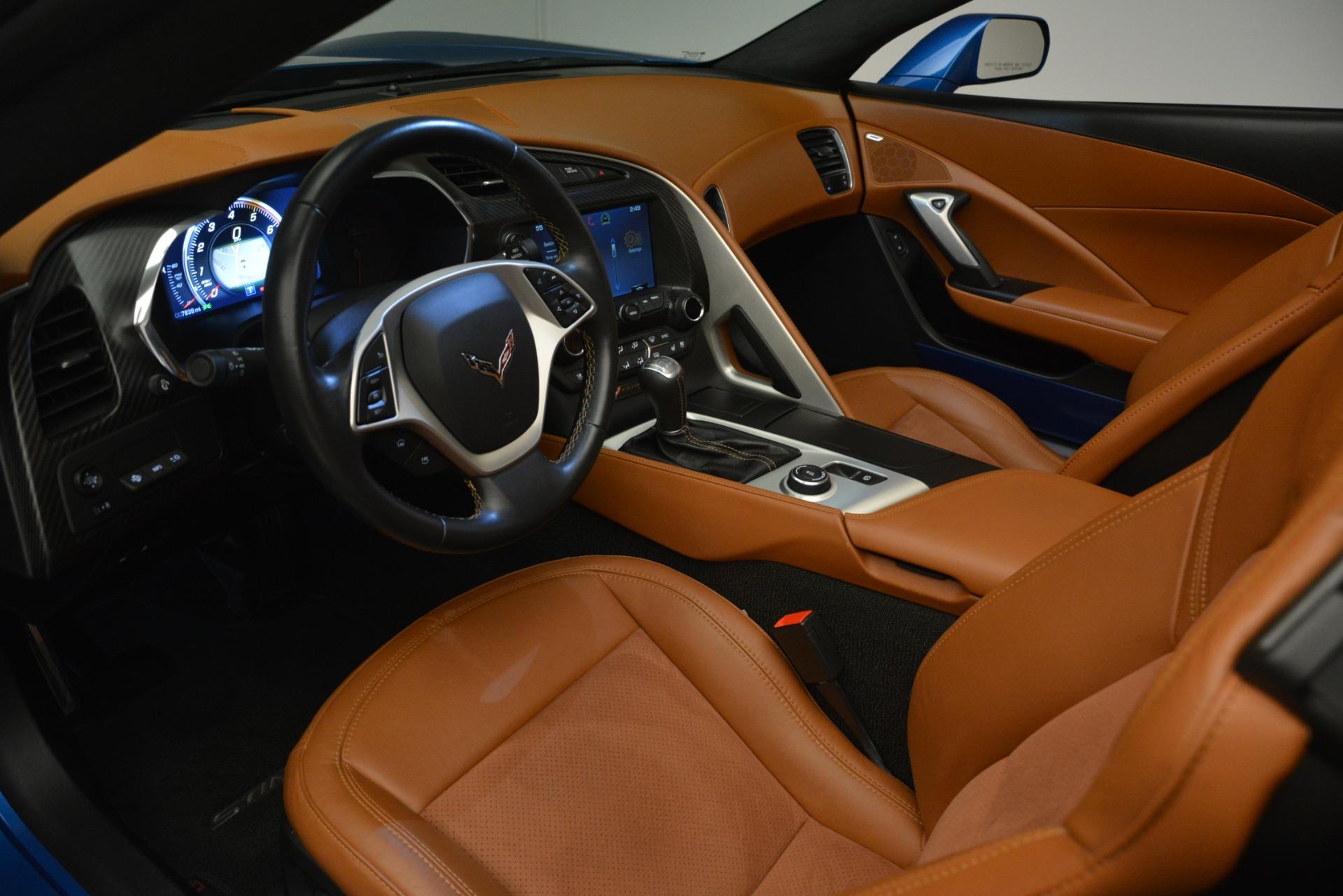 Used 2014 Chevrolet Corvette Stingray Z51 For Sale In Greenwich, CT 2703_p18