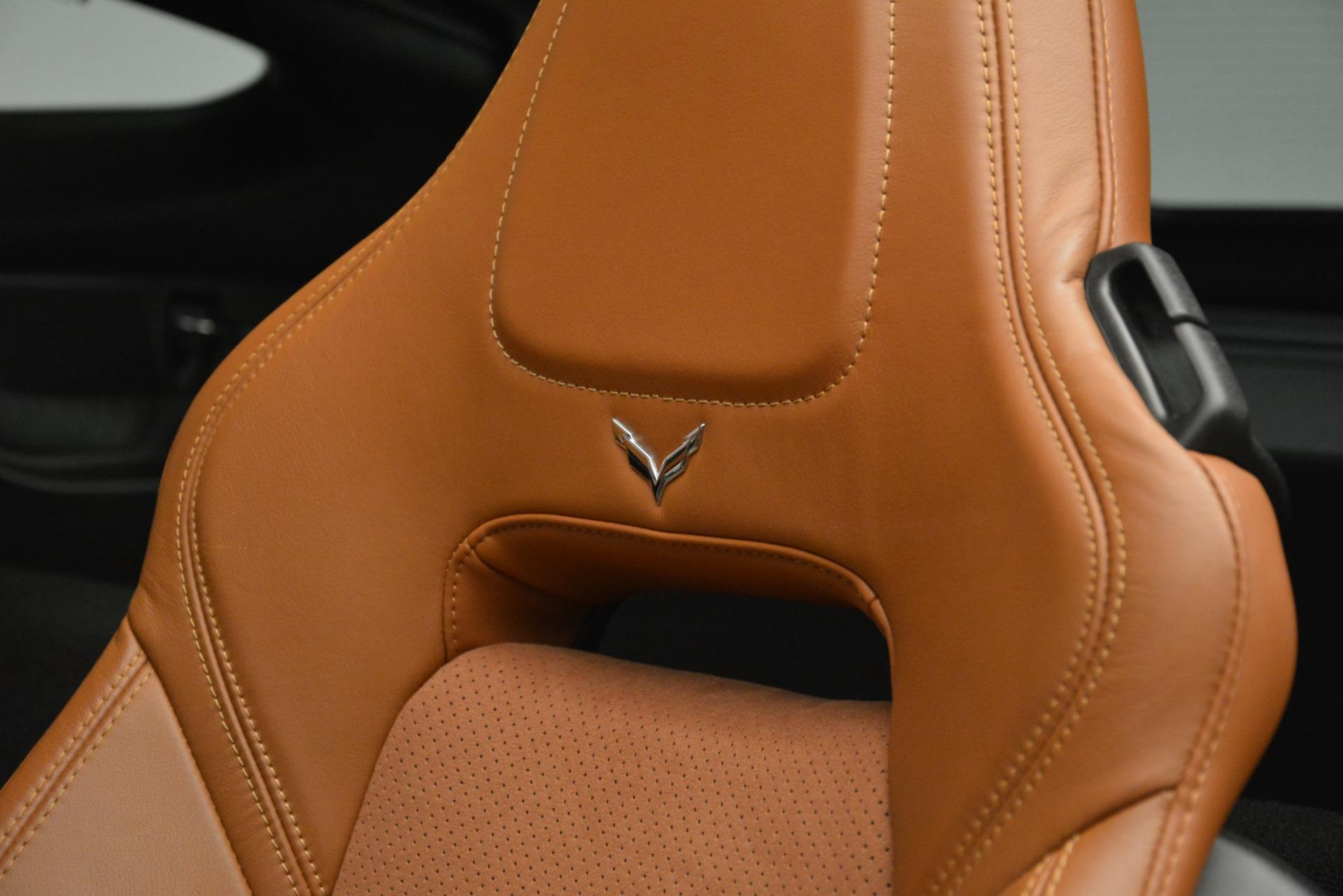 Used 2014 Chevrolet Corvette Stingray Z51 For Sale In Greenwich, CT 2703_p21