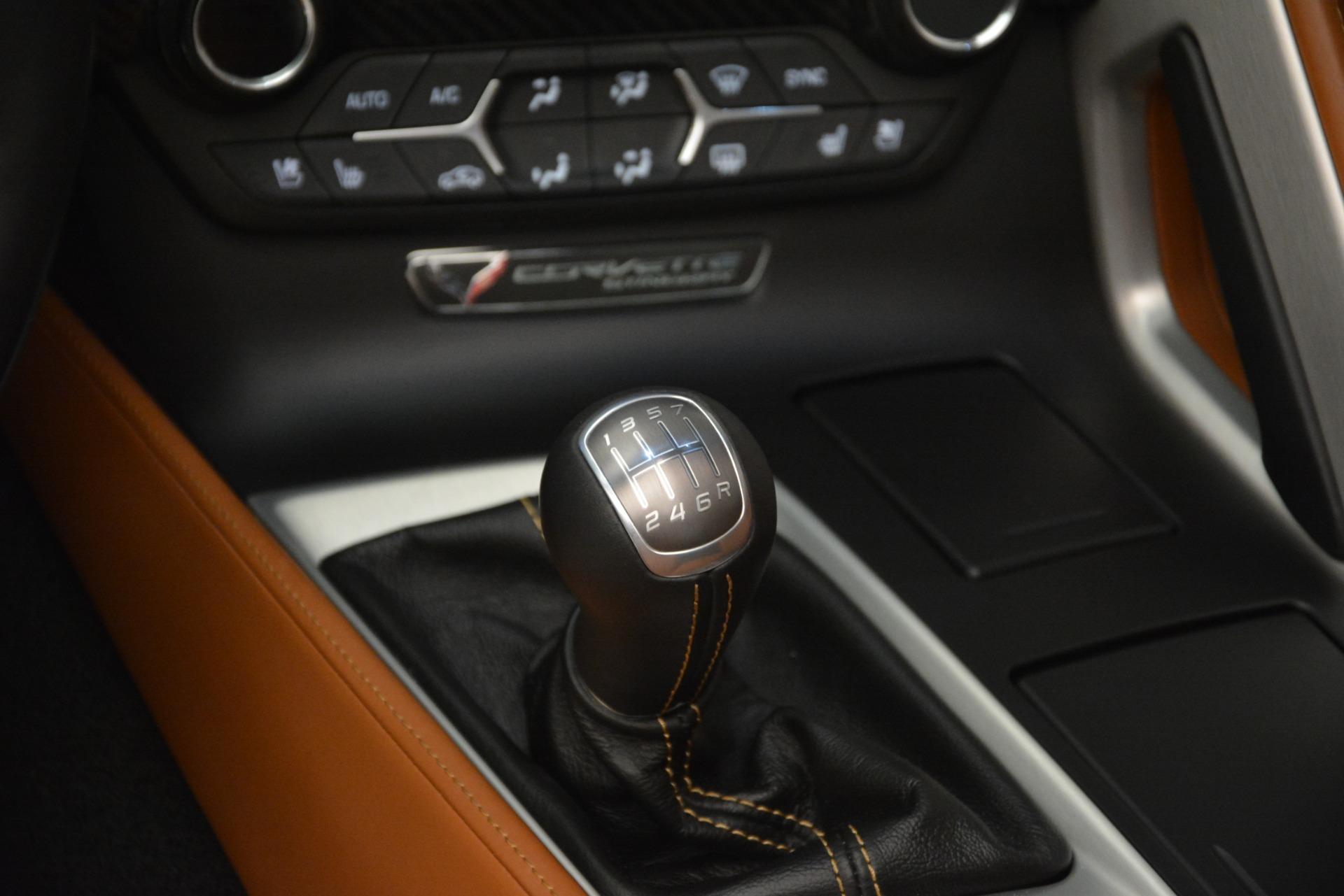 Used 2014 Chevrolet Corvette Stingray Z51 For Sale In Greenwich, CT 2703_p22
