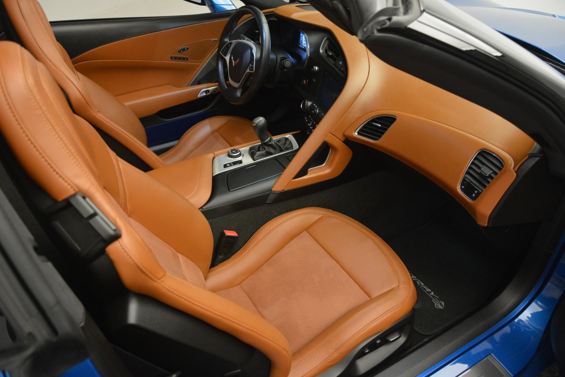Used 2014 Chevrolet Corvette Stingray Z51 For Sale In Greenwich, CT 2703_p25
