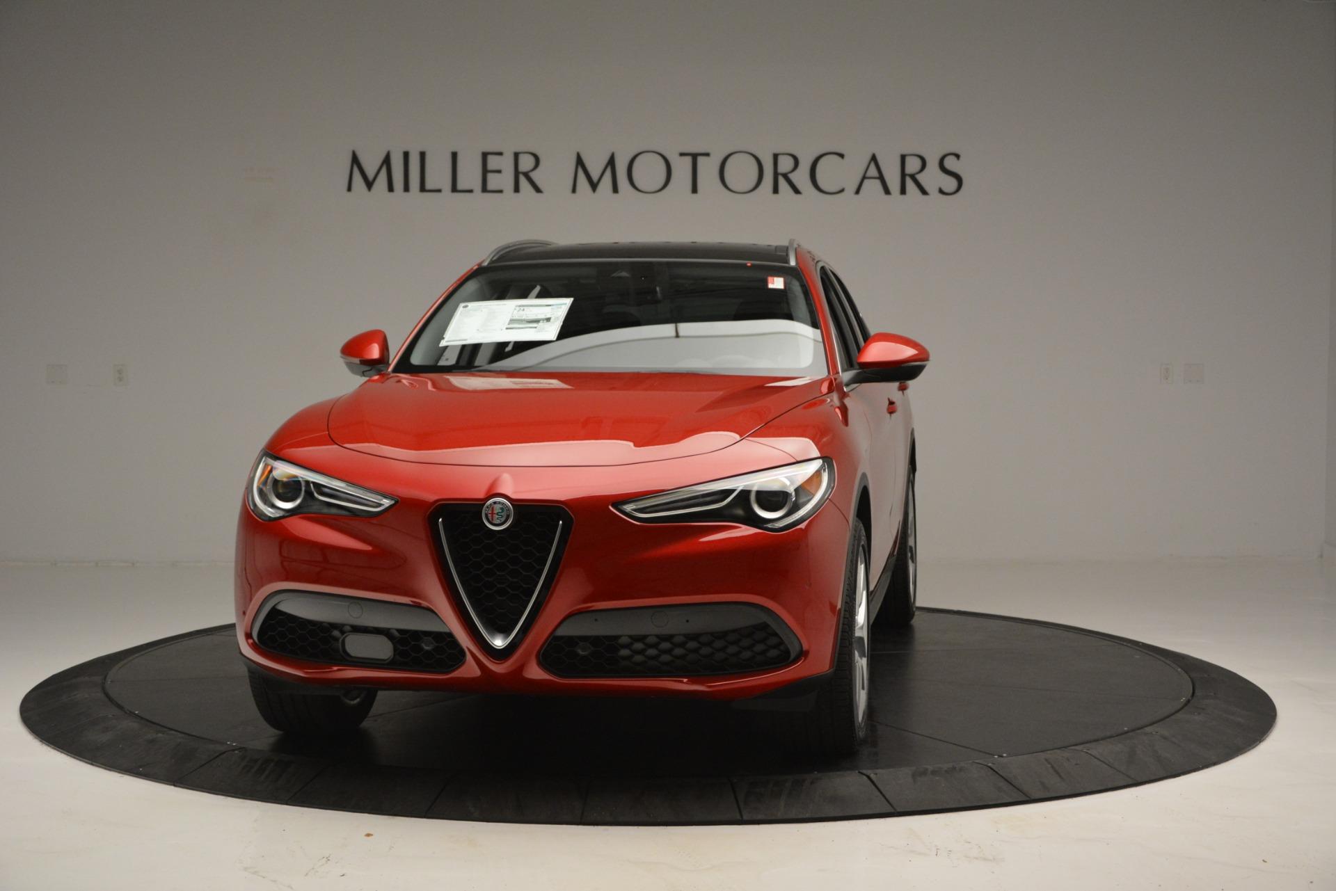 New 2018 Alfa Romeo Stelvio Ti Lusso Q4 For Sale In Greenwich, CT 2704_main