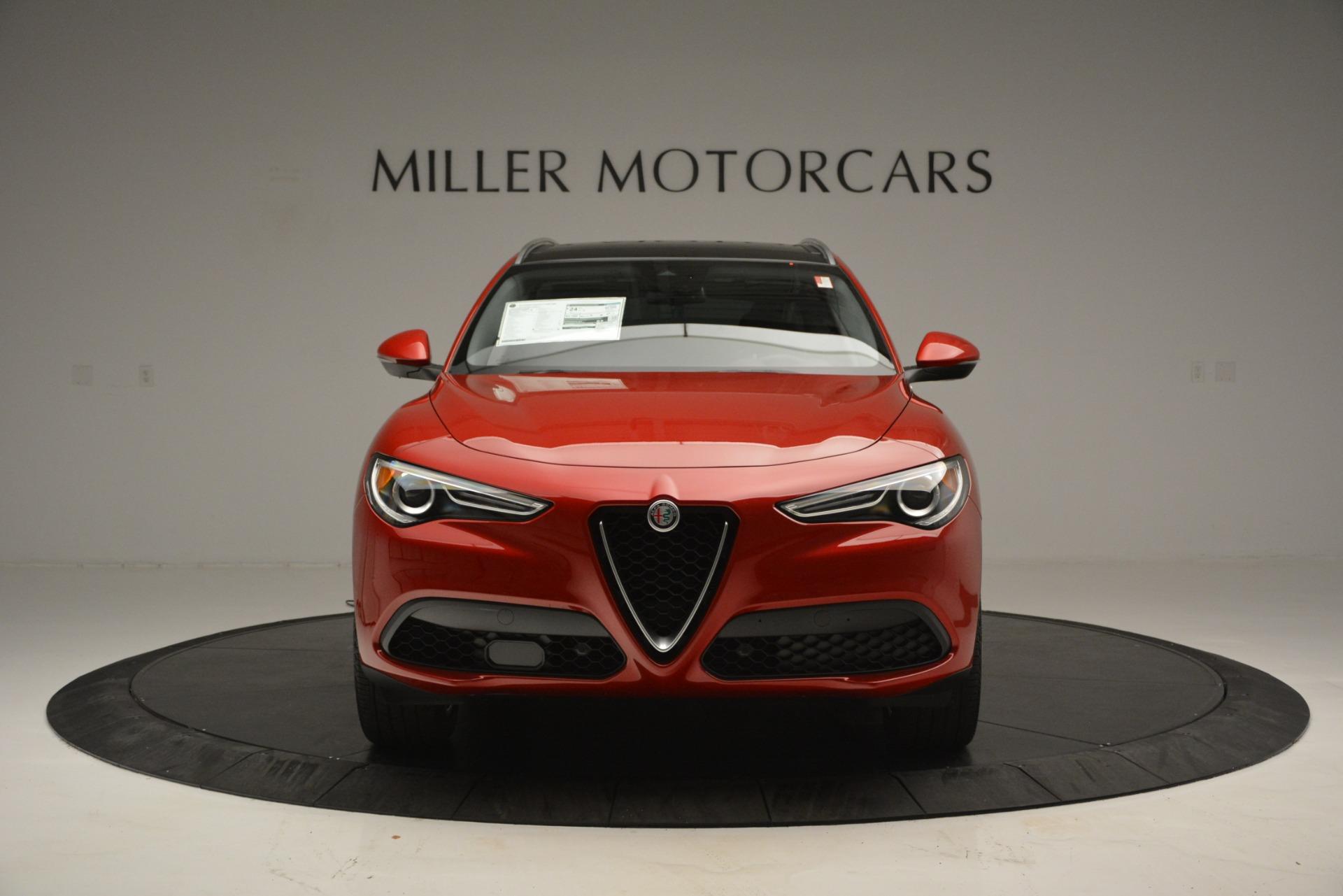 New 2018 Alfa Romeo Stelvio Ti Lusso Q4 For Sale In Greenwich, CT 2704_p12