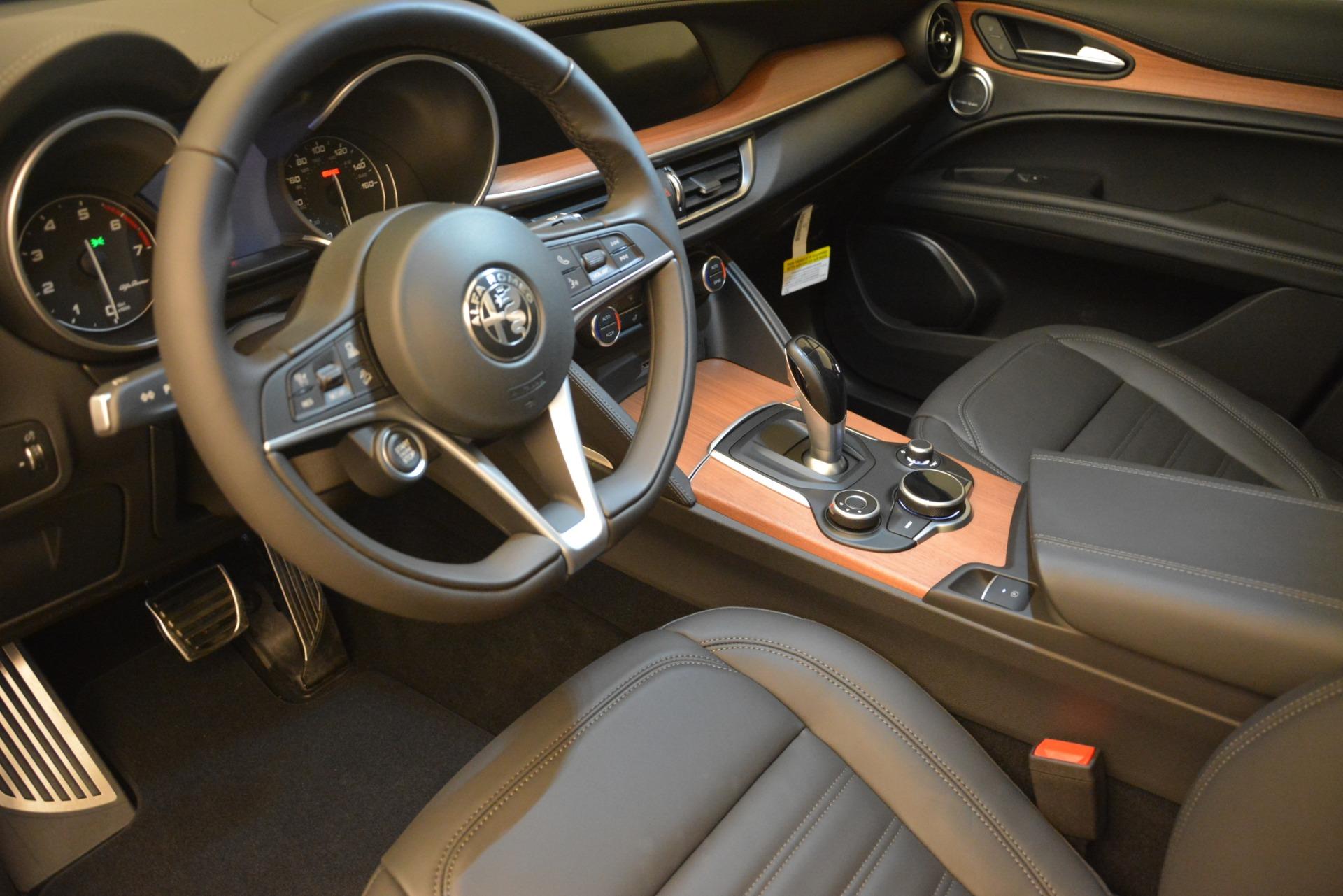 New 2018 Alfa Romeo Stelvio Ti Lusso Q4 For Sale In Greenwich, CT 2704_p13