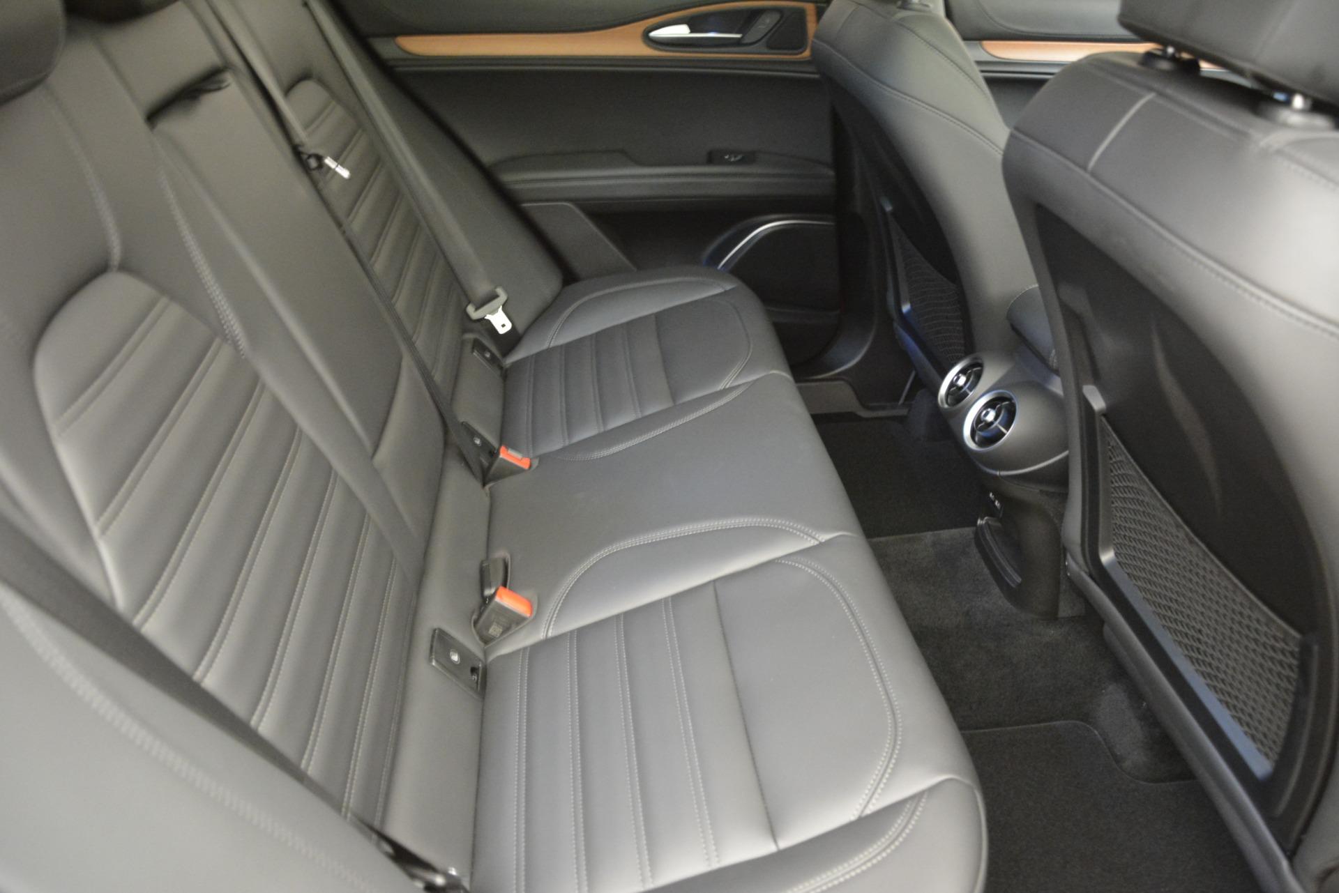 New 2018 Alfa Romeo Stelvio Ti Lusso Q4 For Sale In Greenwich, CT 2704_p23