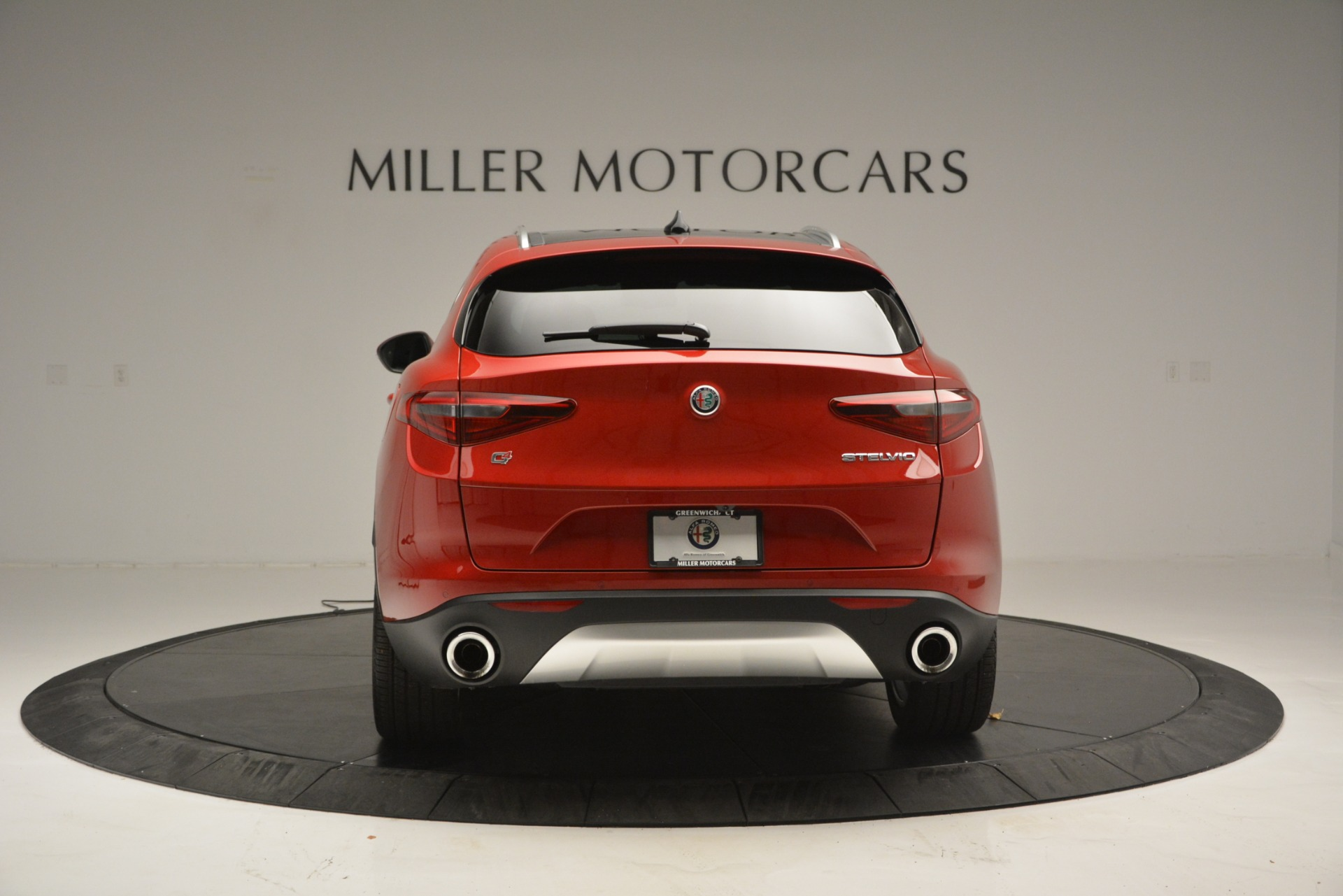 New 2018 Alfa Romeo Stelvio Ti Lusso Q4 For Sale In Greenwich, CT 2704_p6