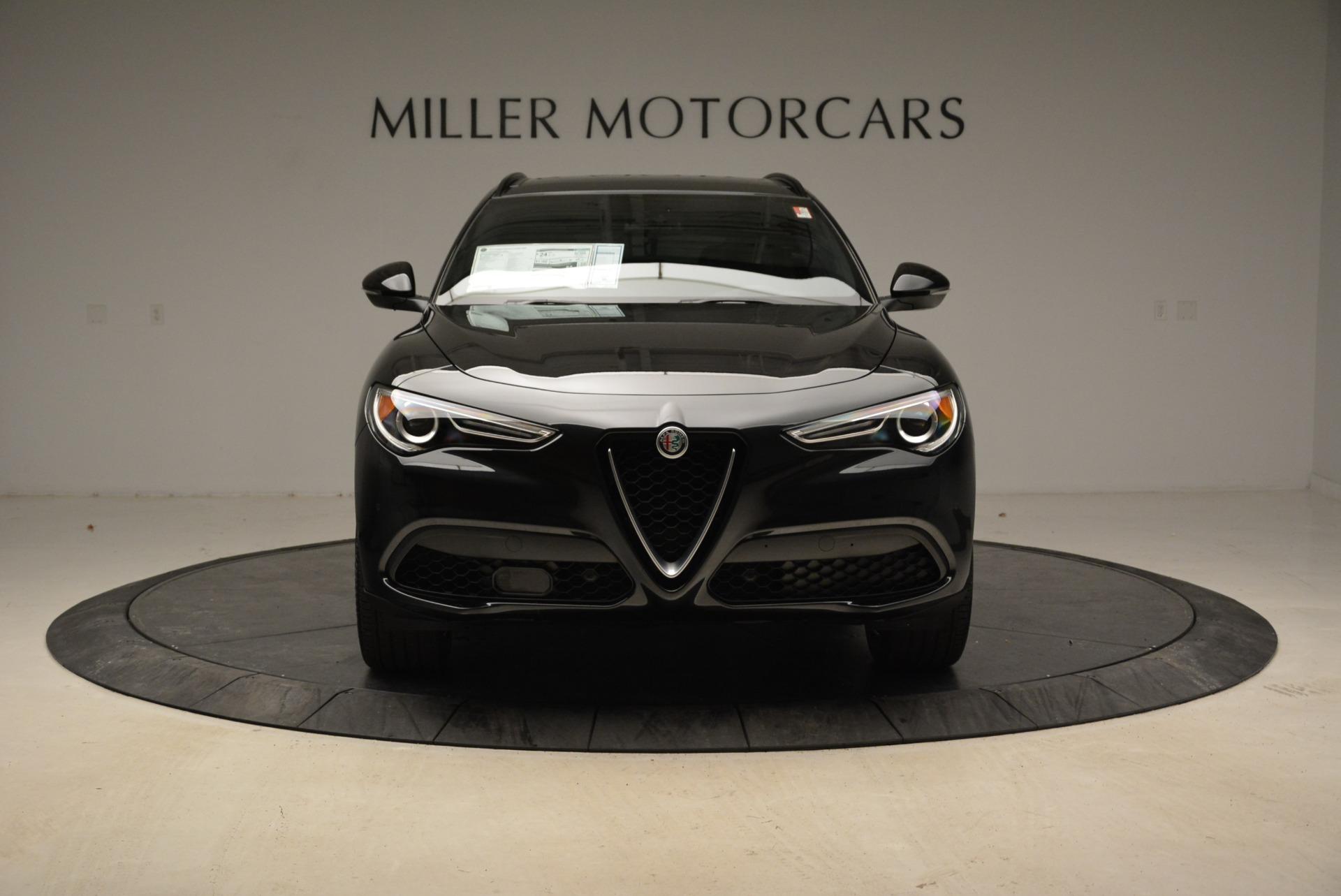 New 2019 Alfa Romeo Stelvio Sport Q4 For Sale In Greenwich, CT 2705_p12