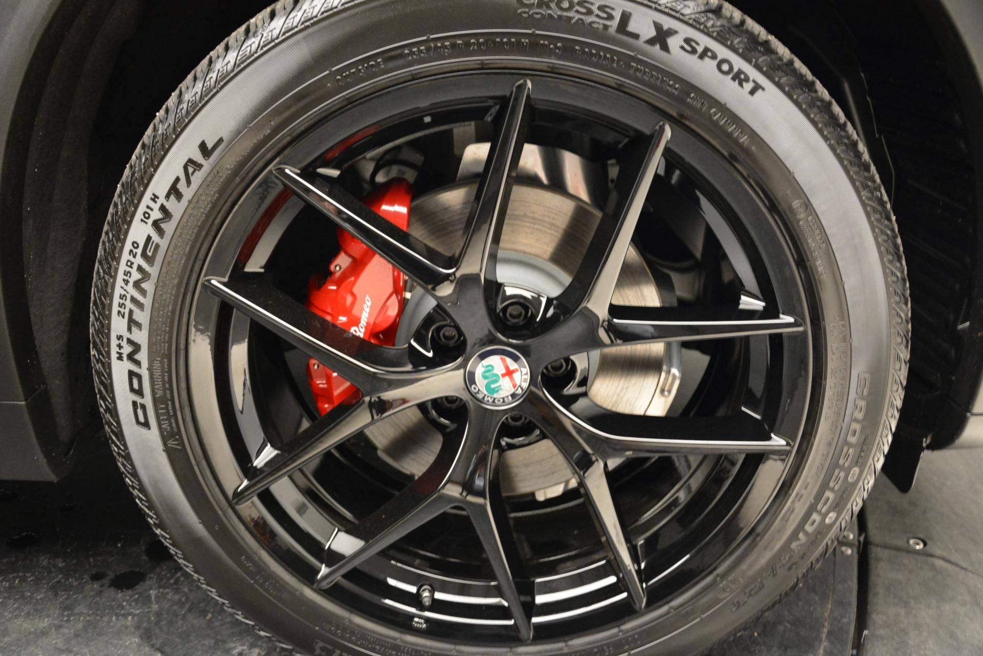 New 2019 Alfa Romeo Stelvio Sport Q4 For Sale In Greenwich, CT 2705_p25
