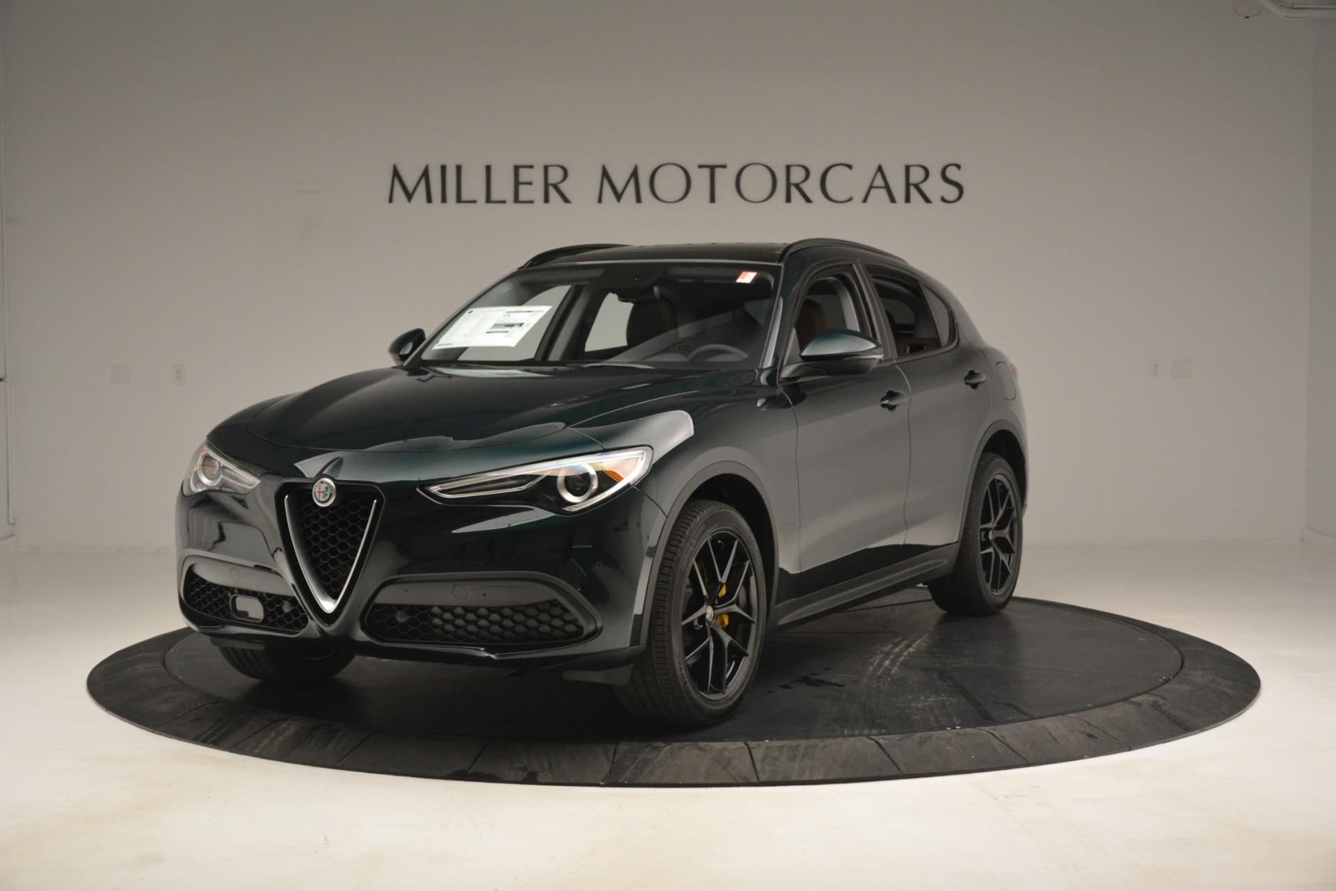 New 2019 Alfa Romeo Stelvio Sport Q4 For Sale In Greenwich, CT 2709_main