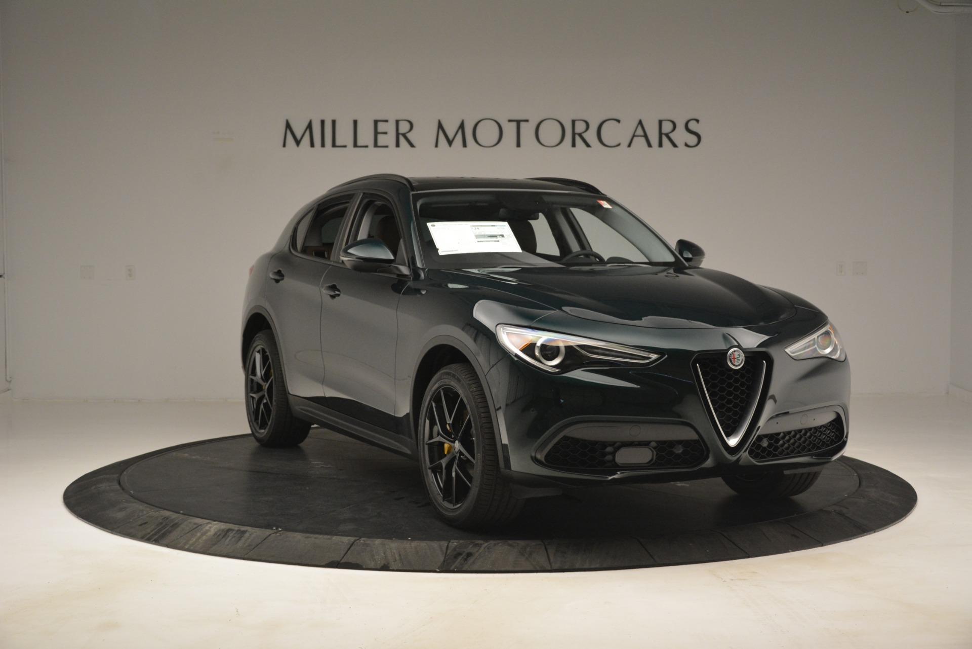 New 2019 Alfa Romeo Stelvio Sport Q4 For Sale In Greenwich, CT 2709_p11