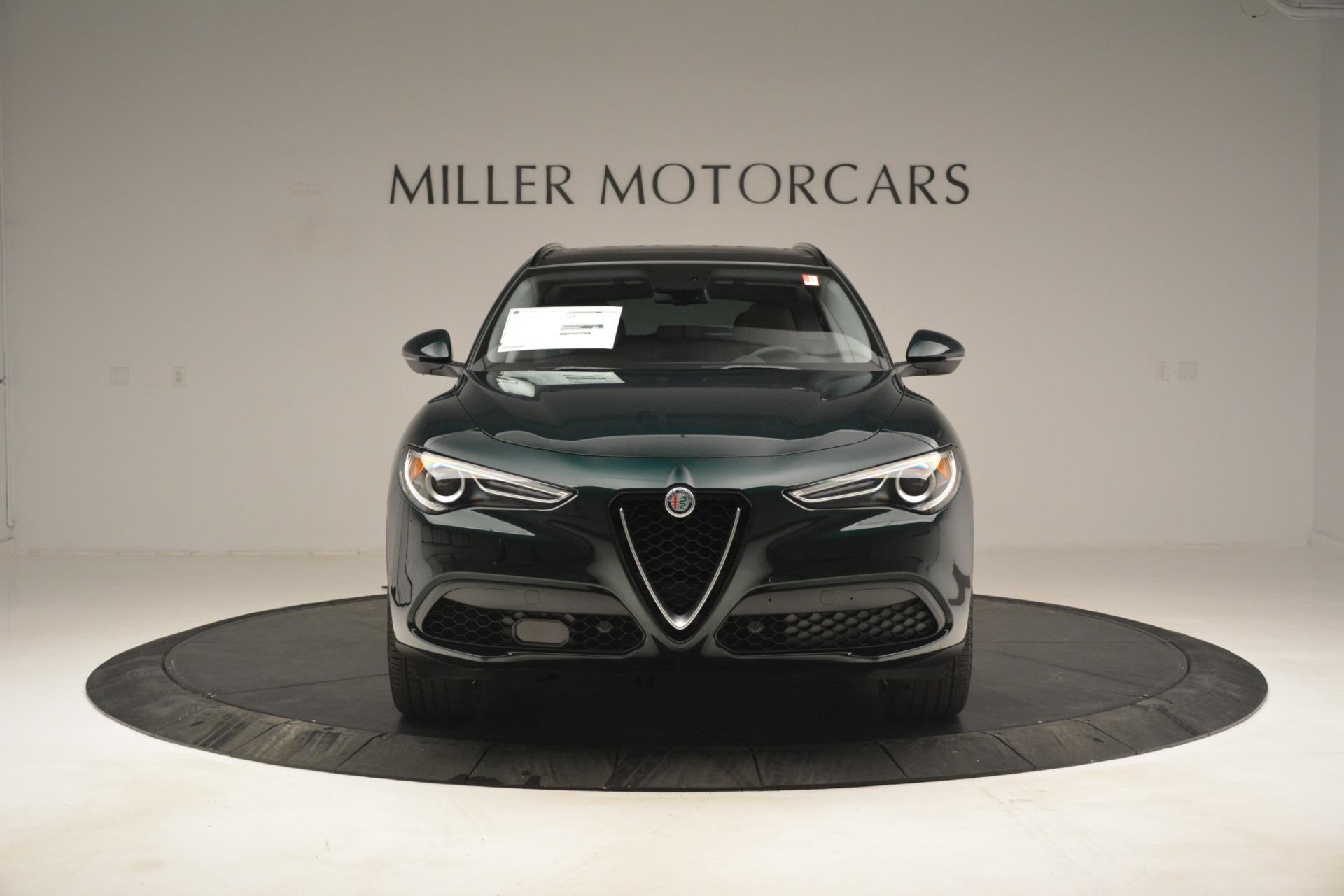 New 2019 Alfa Romeo Stelvio Sport Q4 For Sale In Greenwich, CT 2709_p12