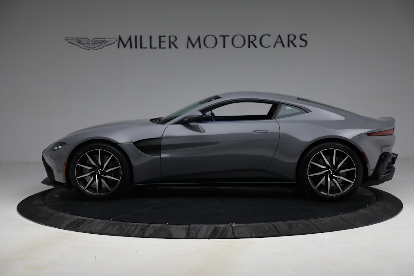 New 2019 Aston Martin Vantage  For Sale In Greenwich, CT 2710_p2