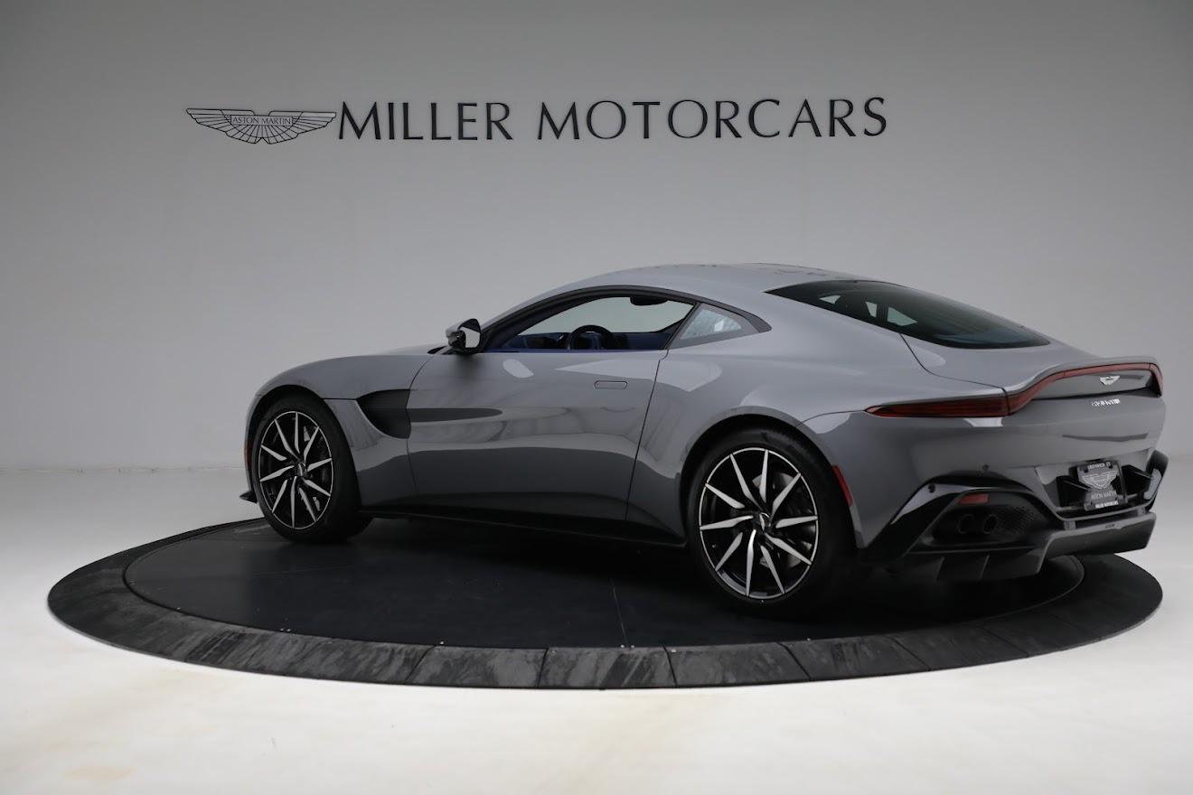 New 2019 Aston Martin Vantage  For Sale In Greenwich, CT 2710_p3
