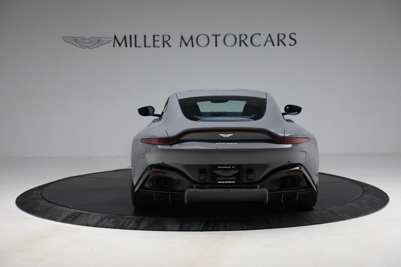 New 2019 Aston Martin Vantage  For Sale In Greenwich, CT 2710_p5