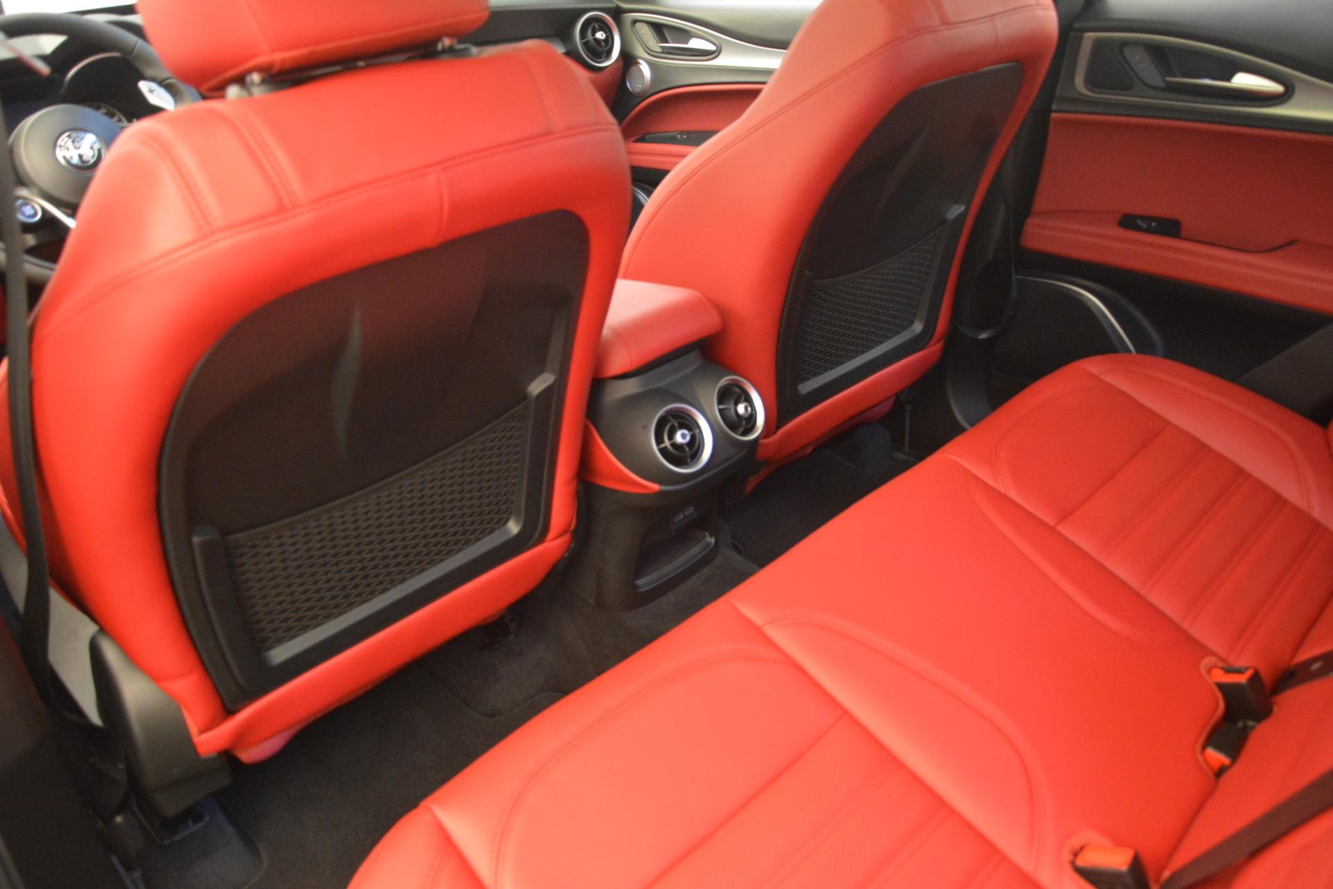 New 2019 Alfa Romeo Stelvio Ti Sport Q4 For Sale In Greenwich, CT 2711_p16
