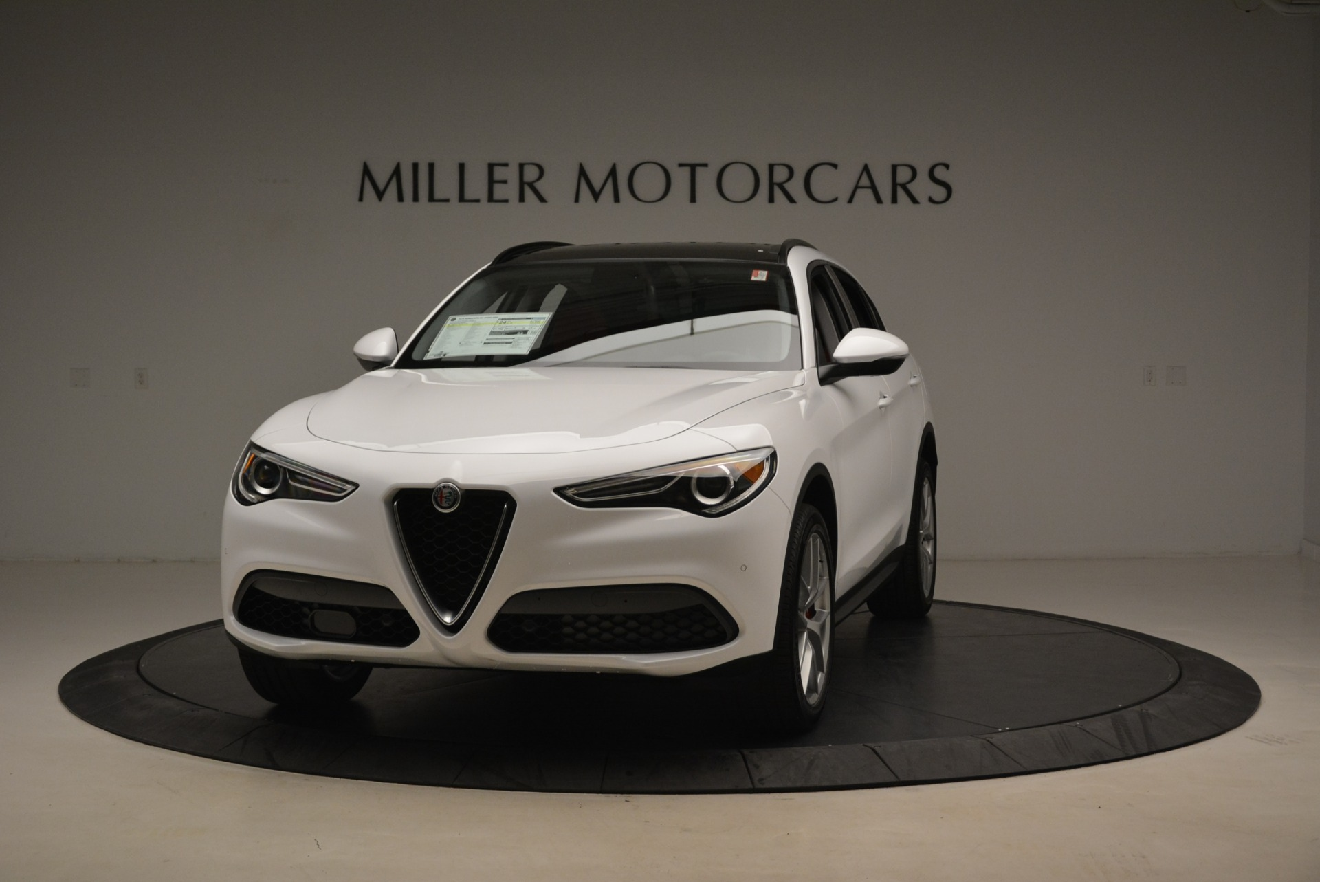 New 2019 Alfa Romeo Stelvio Ti Sport Q4 For Sale In Greenwich, CT 2713_main