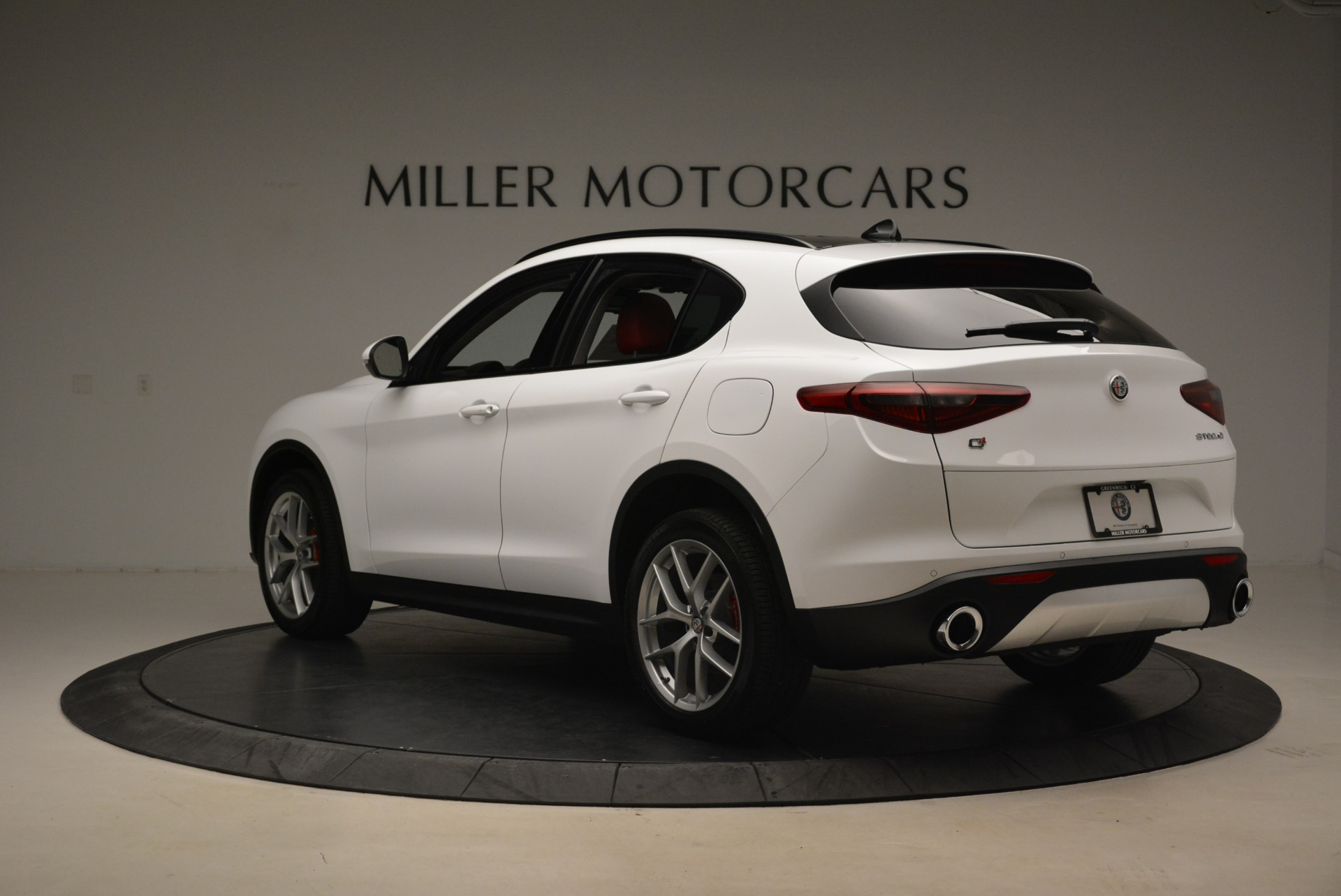 New 2019 Alfa Romeo Stelvio Ti Sport Q4 For Sale In Greenwich, CT 2713_p5