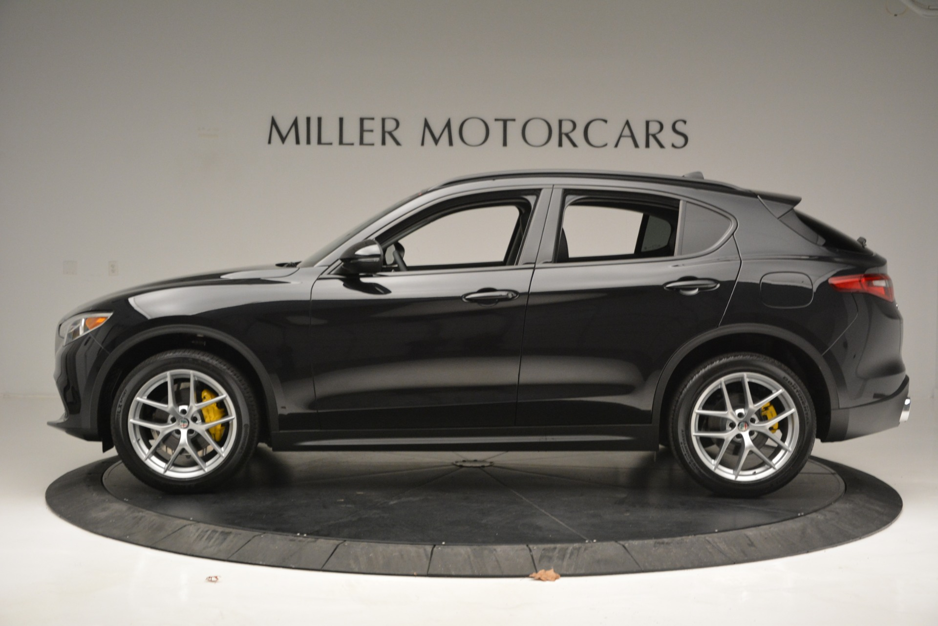New 2019 Alfa Romeo Stelvio Ti Sport Q4 For Sale In Greenwich, CT 2714_p3