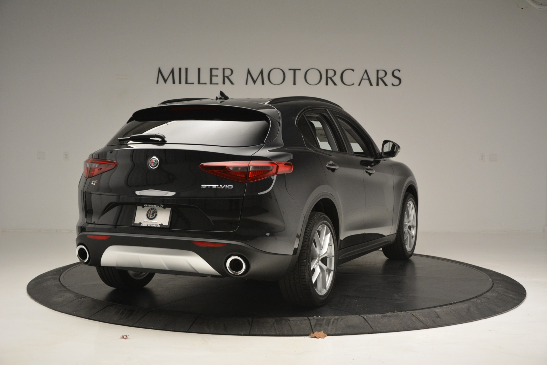 New 2019 Alfa Romeo Stelvio Ti Sport Q4 For Sale In Greenwich, CT 2714_p7