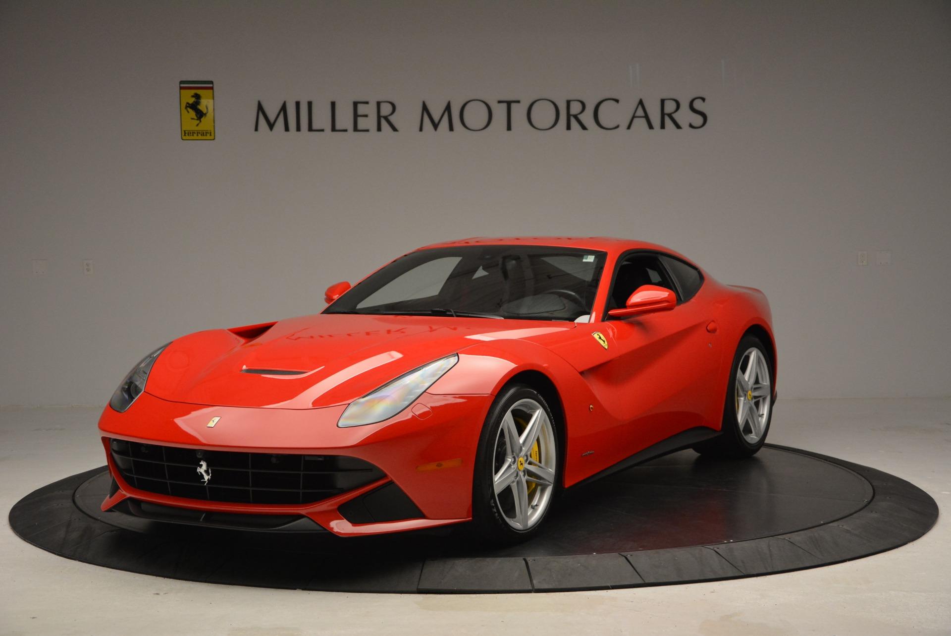 Used 2015 Ferrari F12 Berlinetta  For Sale In Greenwich, CT 2717_main