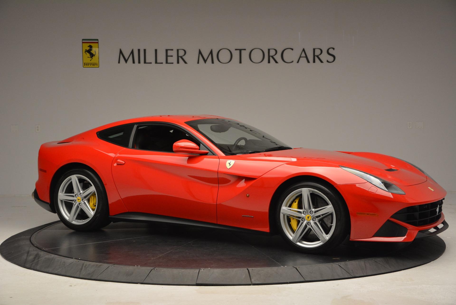 Used 2015 Ferrari F12 Berlinetta  For Sale In Greenwich, CT 2717_p10