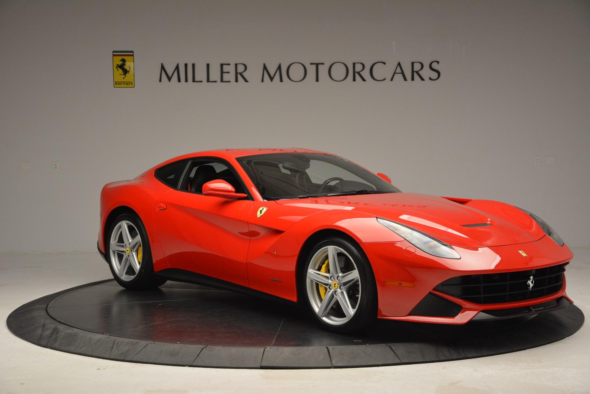 Used 2015 Ferrari F12 Berlinetta  For Sale In Greenwich, CT 2717_p11