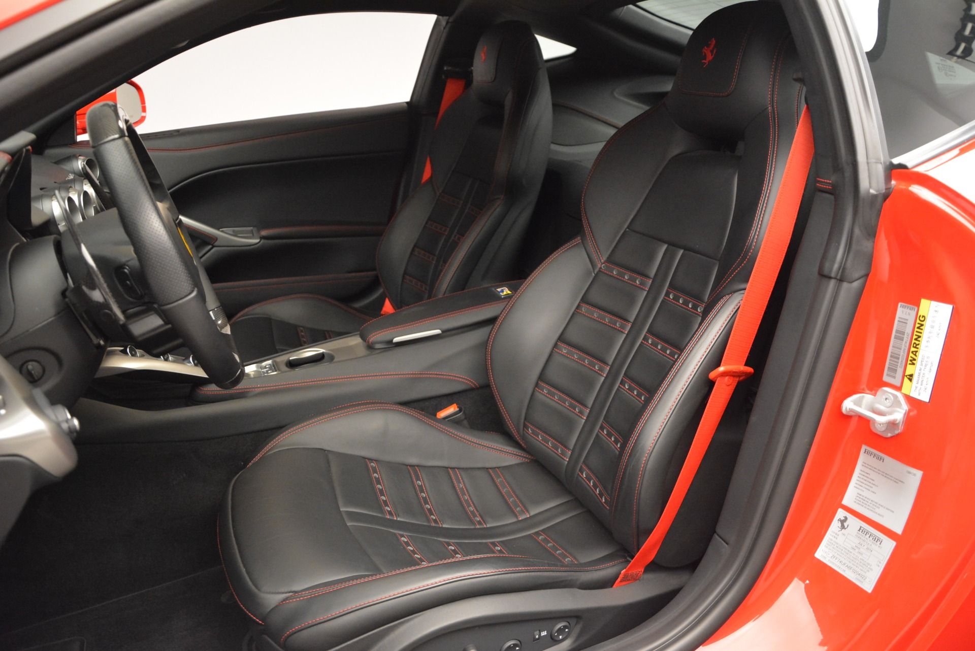 Used 2015 Ferrari F12 Berlinetta  For Sale In Greenwich, CT 2717_p15