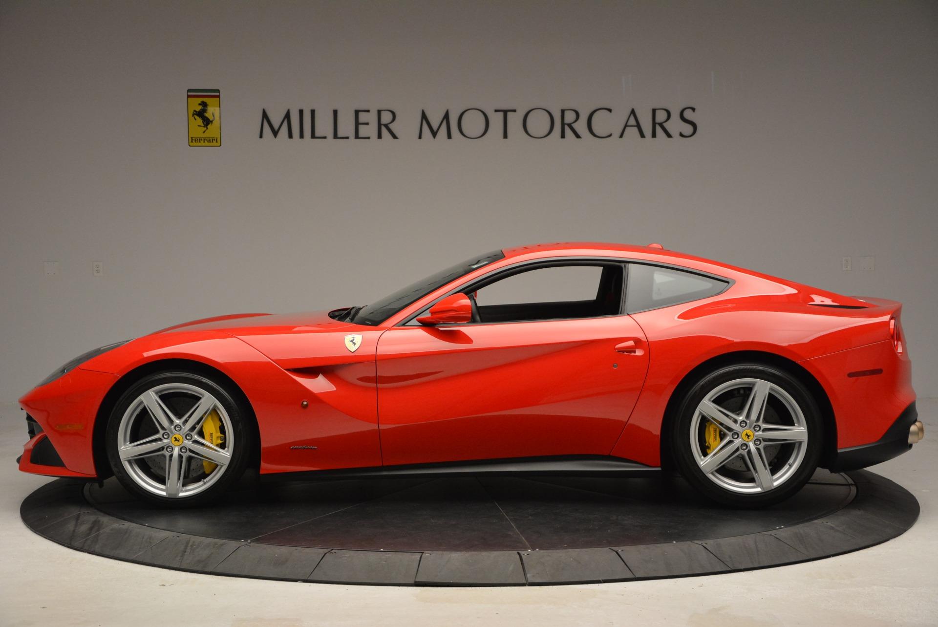 Used 2015 Ferrari F12 Berlinetta  For Sale In Greenwich, CT 2717_p3
