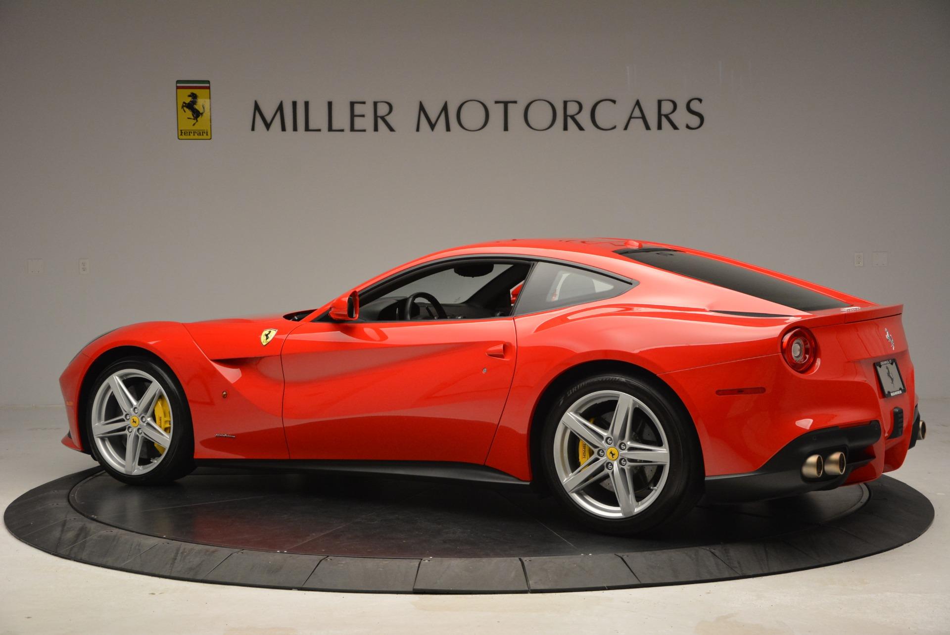 Used 2015 Ferrari F12 Berlinetta  For Sale In Greenwich, CT 2717_p4
