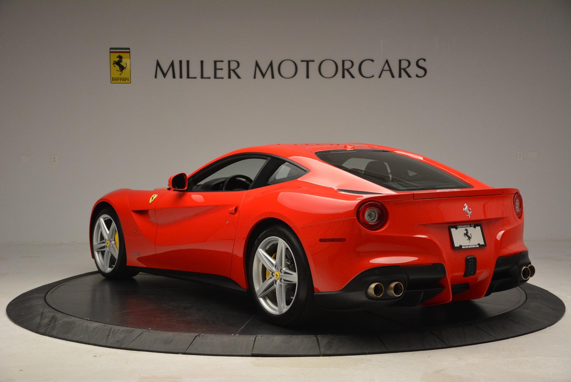 Used 2015 Ferrari F12 Berlinetta  For Sale In Greenwich, CT 2717_p5