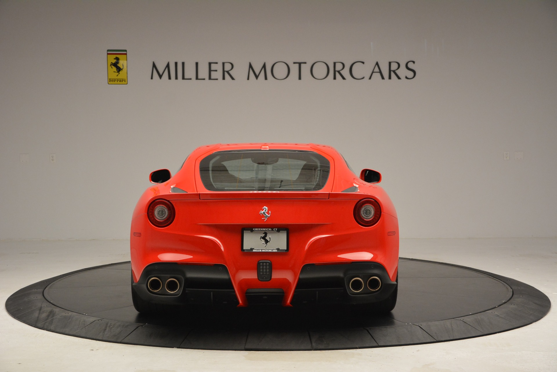 Used 2015 Ferrari F12 Berlinetta  For Sale In Greenwich, CT 2717_p6