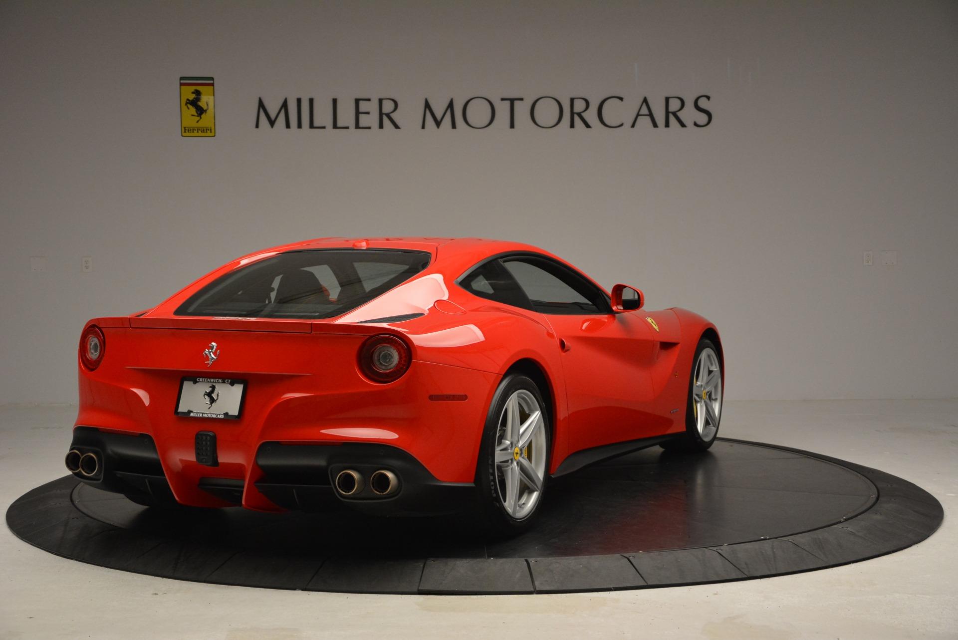 Used 2015 Ferrari F12 Berlinetta  For Sale In Greenwich, CT 2717_p7
