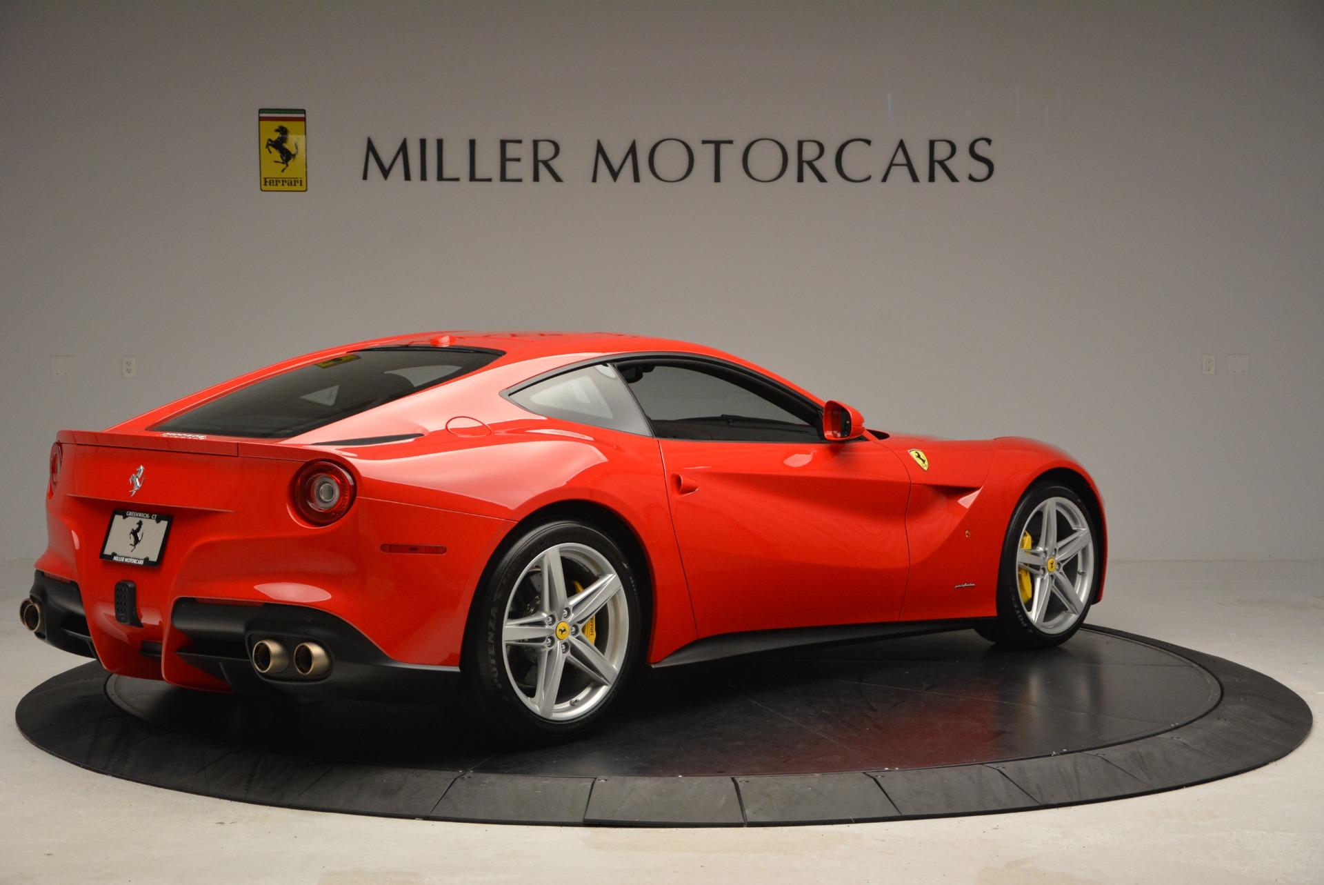 Used 2015 Ferrari F12 Berlinetta  For Sale In Greenwich, CT 2717_p8
