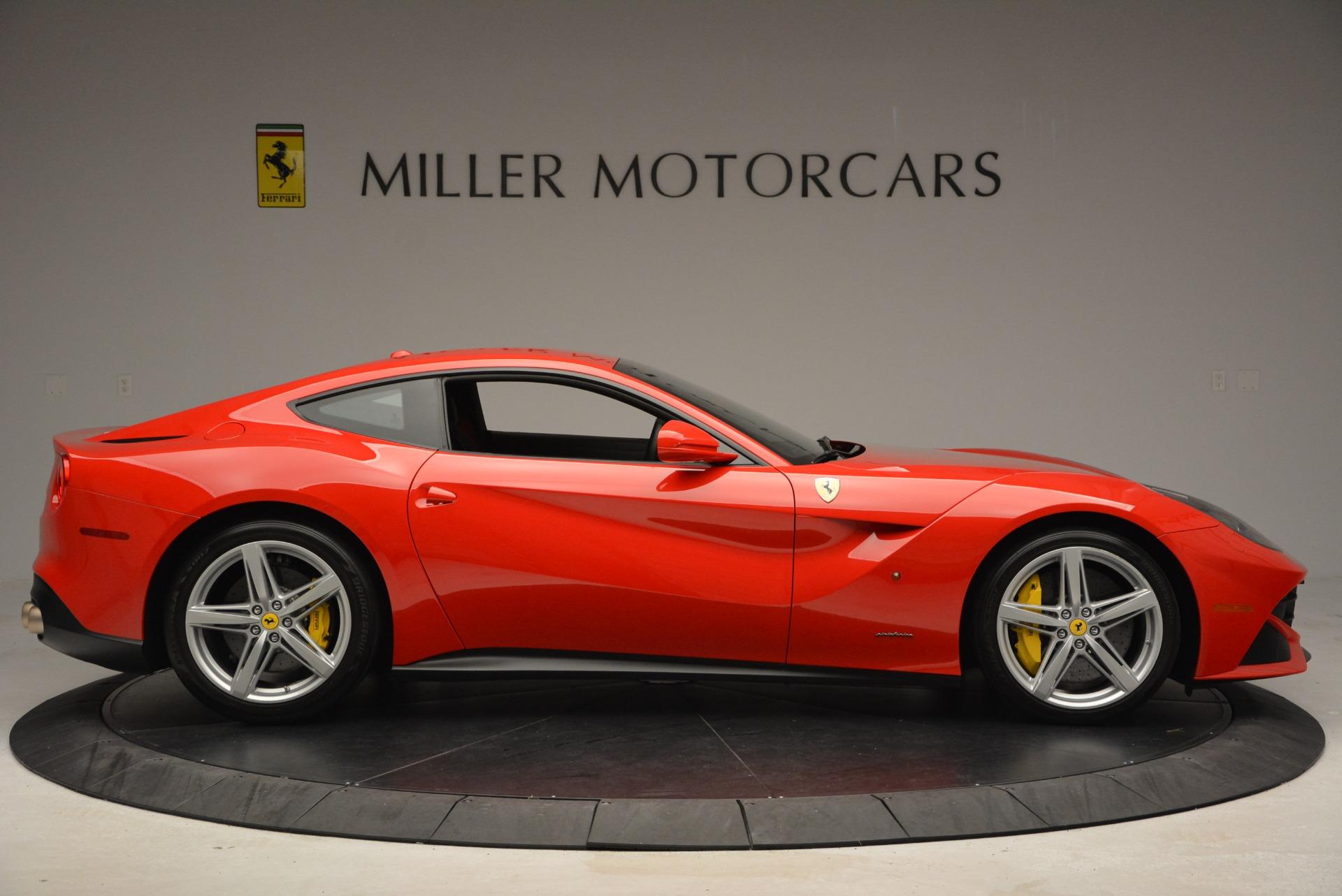Used 2015 Ferrari F12 Berlinetta  For Sale In Greenwich, CT 2717_p9