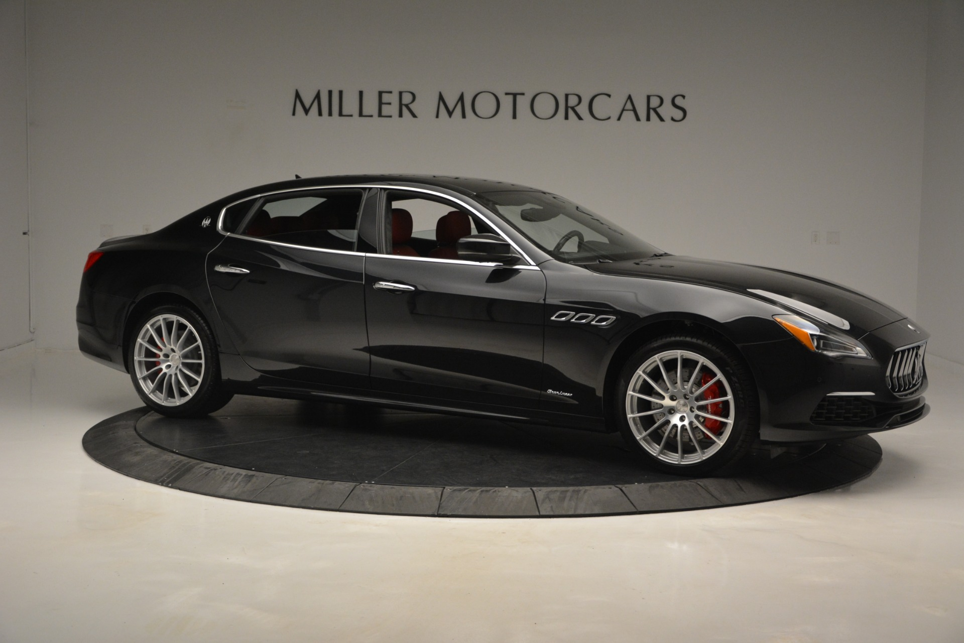 New 2019 Maserati Quattroporte S Q4 GranLusso For Sale In Greenwich, CT 2718_p10