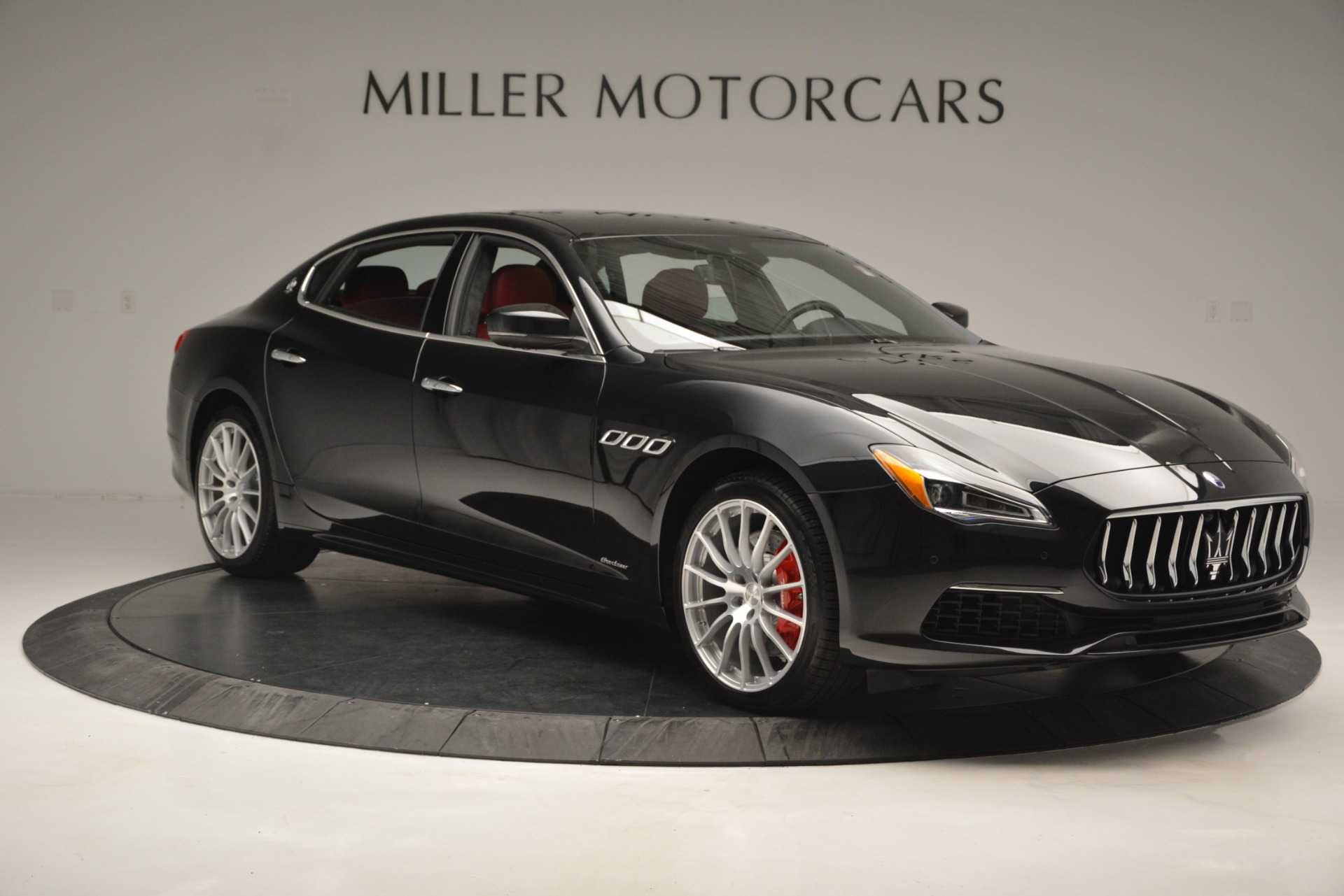New 2019 Maserati Quattroporte S Q4 GranLusso For Sale In Greenwich, CT 2718_p11
