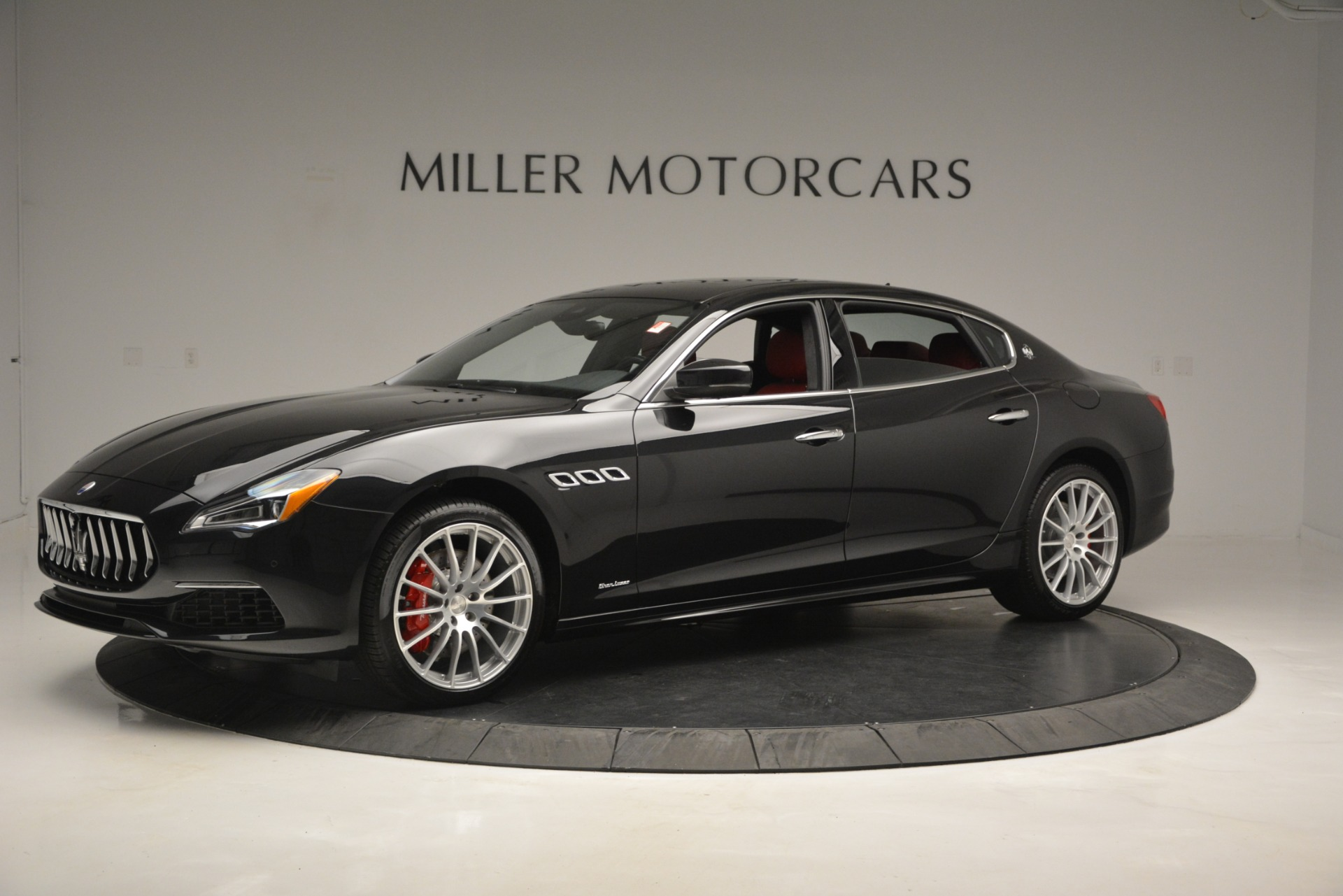New 2019 Maserati Quattroporte S Q4 GranLusso For Sale In Greenwich, CT 2718_p2